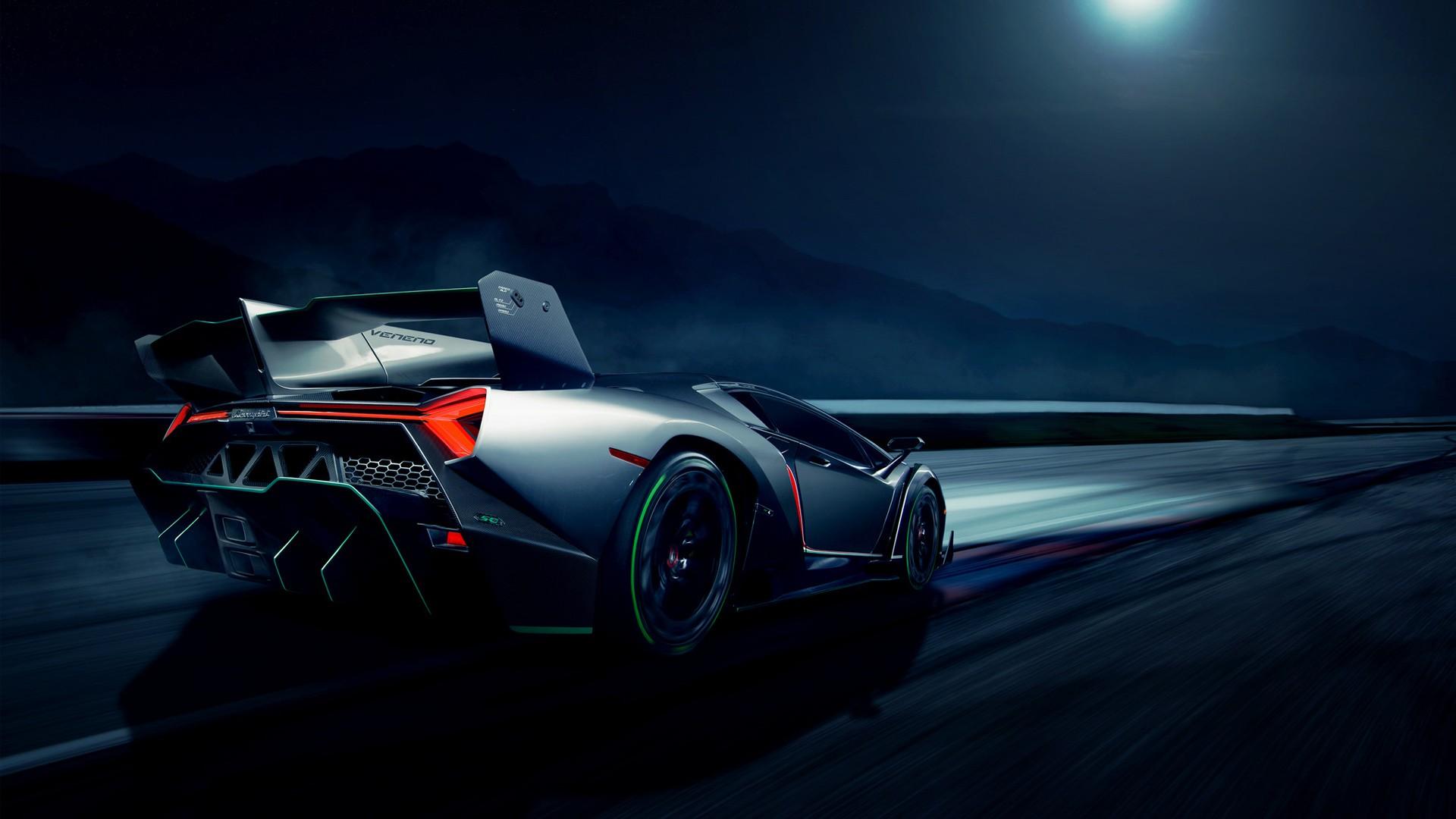 Lamborghini Veneno Supercar 2 Wallpaper Hd Car