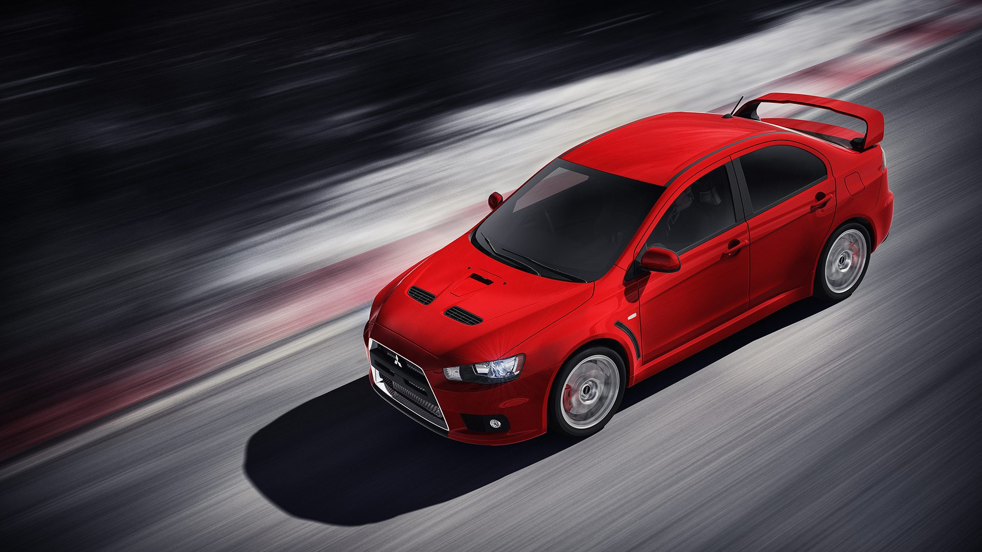 Lancer Evolution X Wallpaper | HD Car Wallpapers | ID #3374