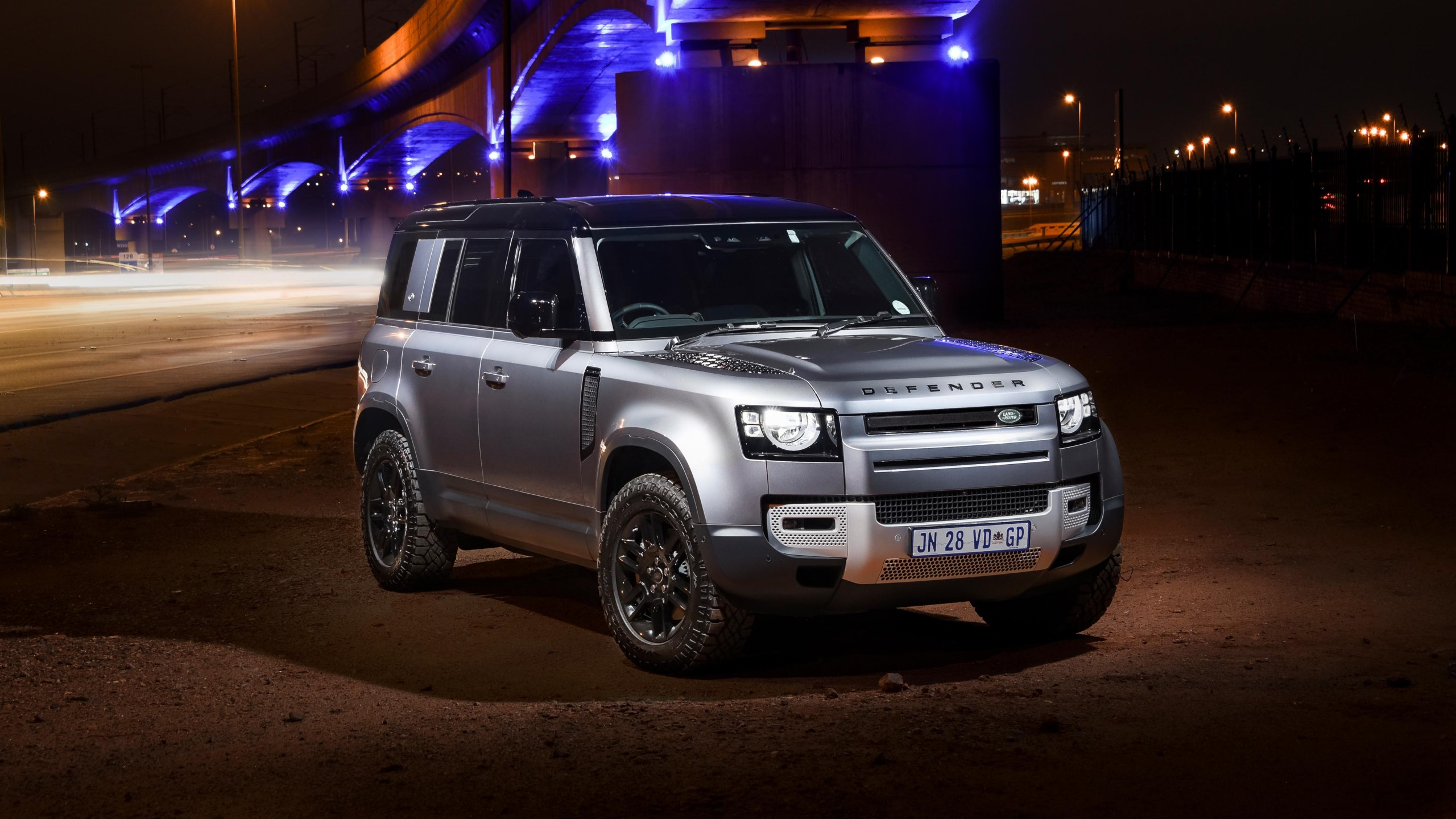 Land Rover Defender 110 P400 S Urban Pack 2021 4K ...