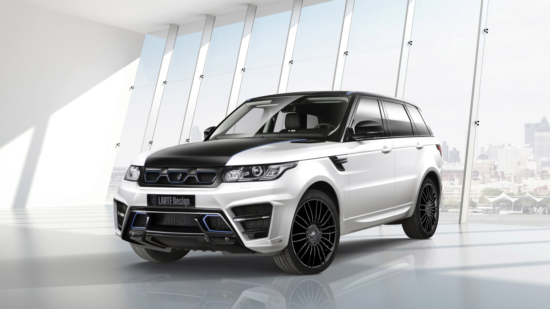 Range Rover Sport Iphone Wallpaper: Larte Design Range Rover Sport Wallpaper