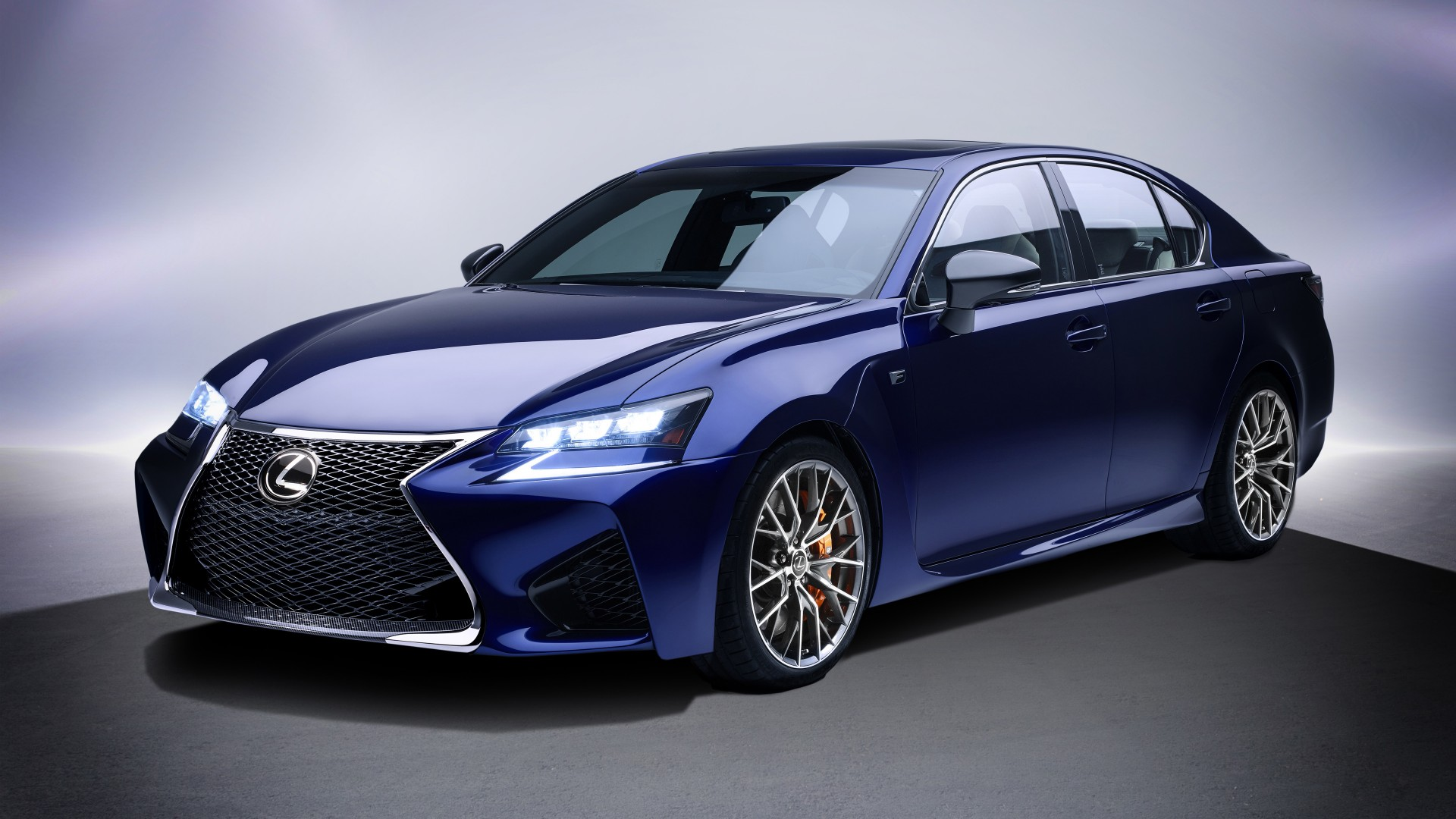 lexus gs f luxury sedan 2017 wallpaper hd car wallpapers id 7189. Black Bedroom Furniture Sets. Home Design Ideas
