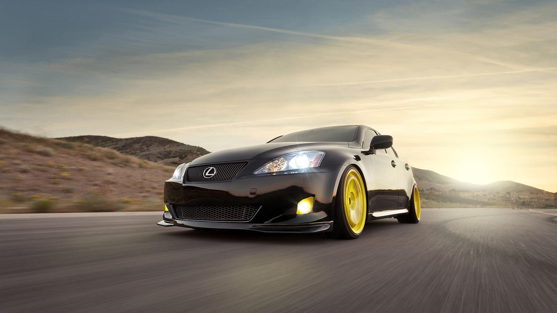Lexus IS 350 Wallpaper | HD Car Wallpapers | ID #3104