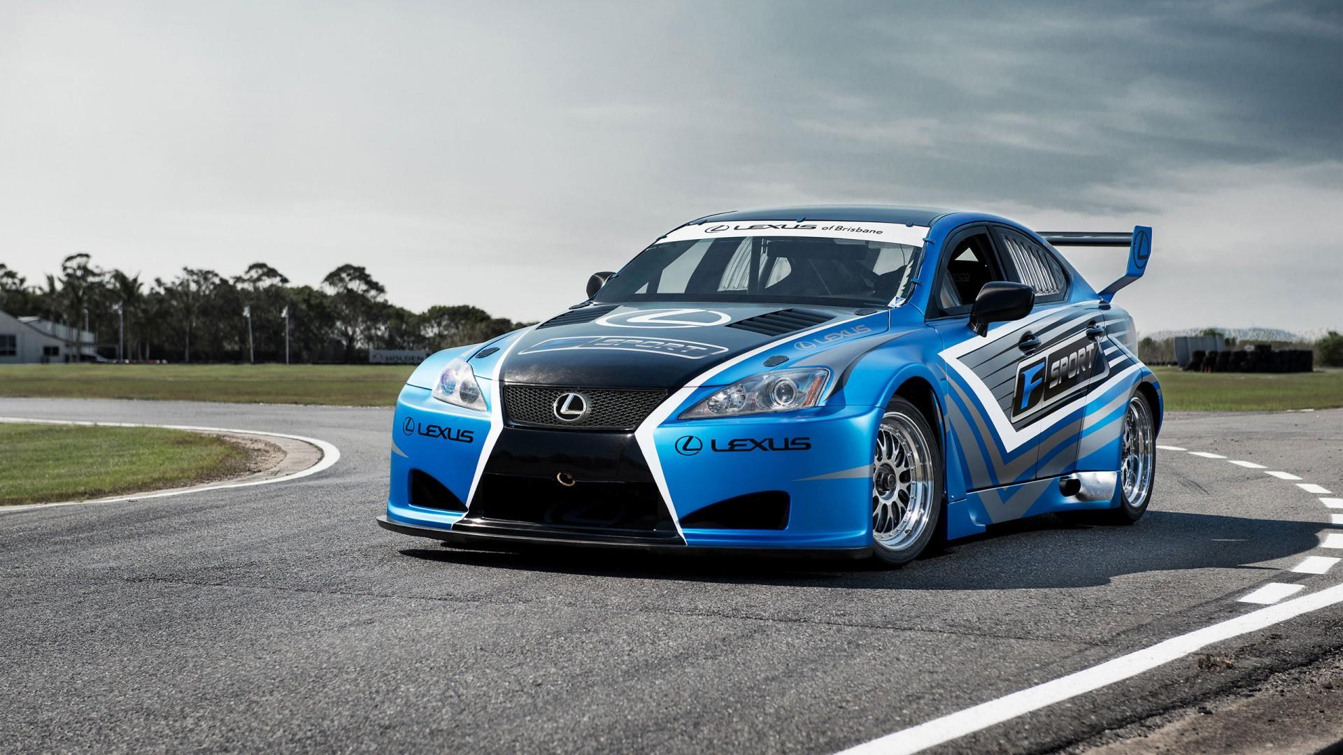 Lexus Is F F8 International Series Wallpaper Hd Car
