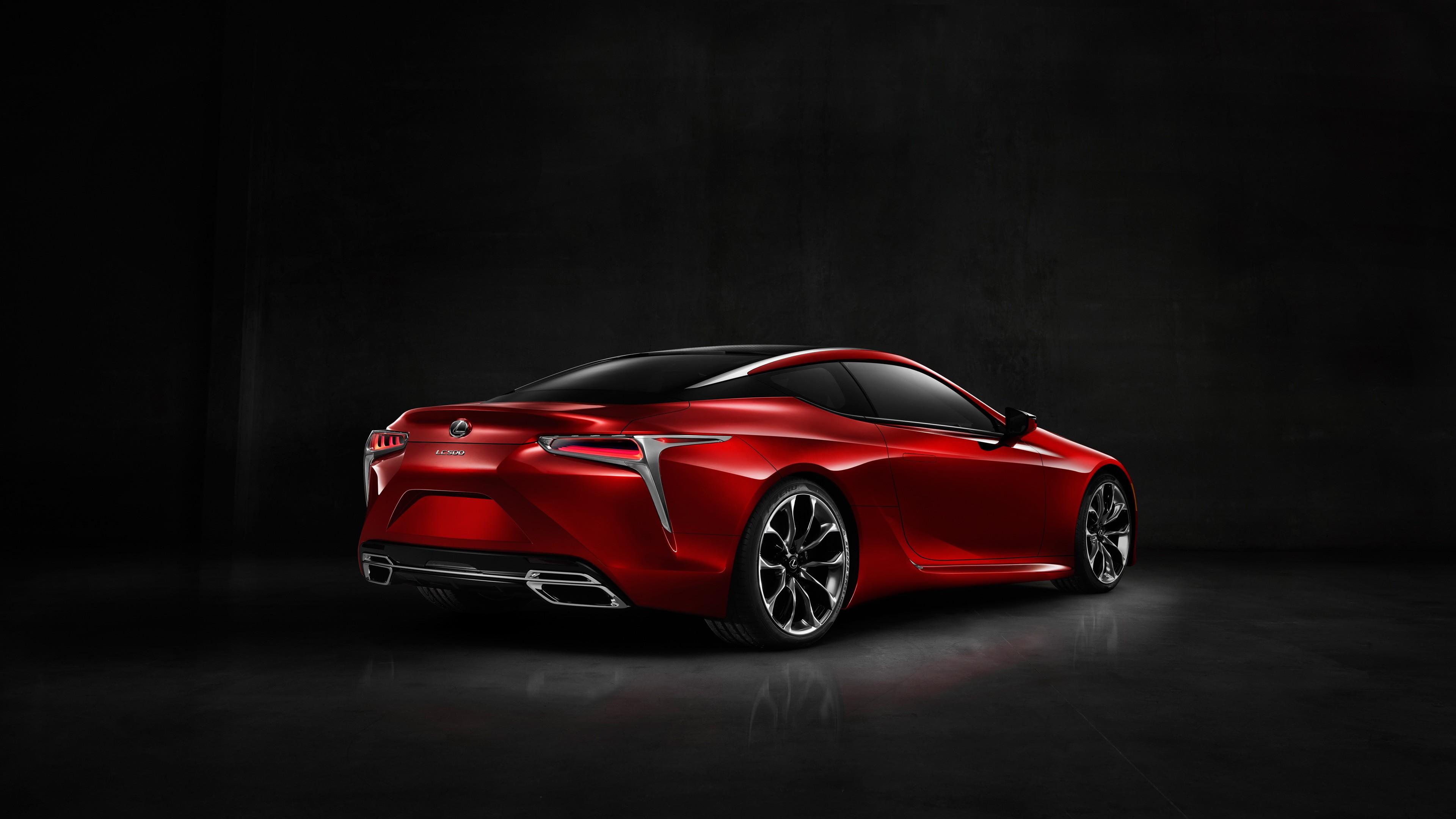 lexus lc 500 new york auto show 2 wallpaper hd car