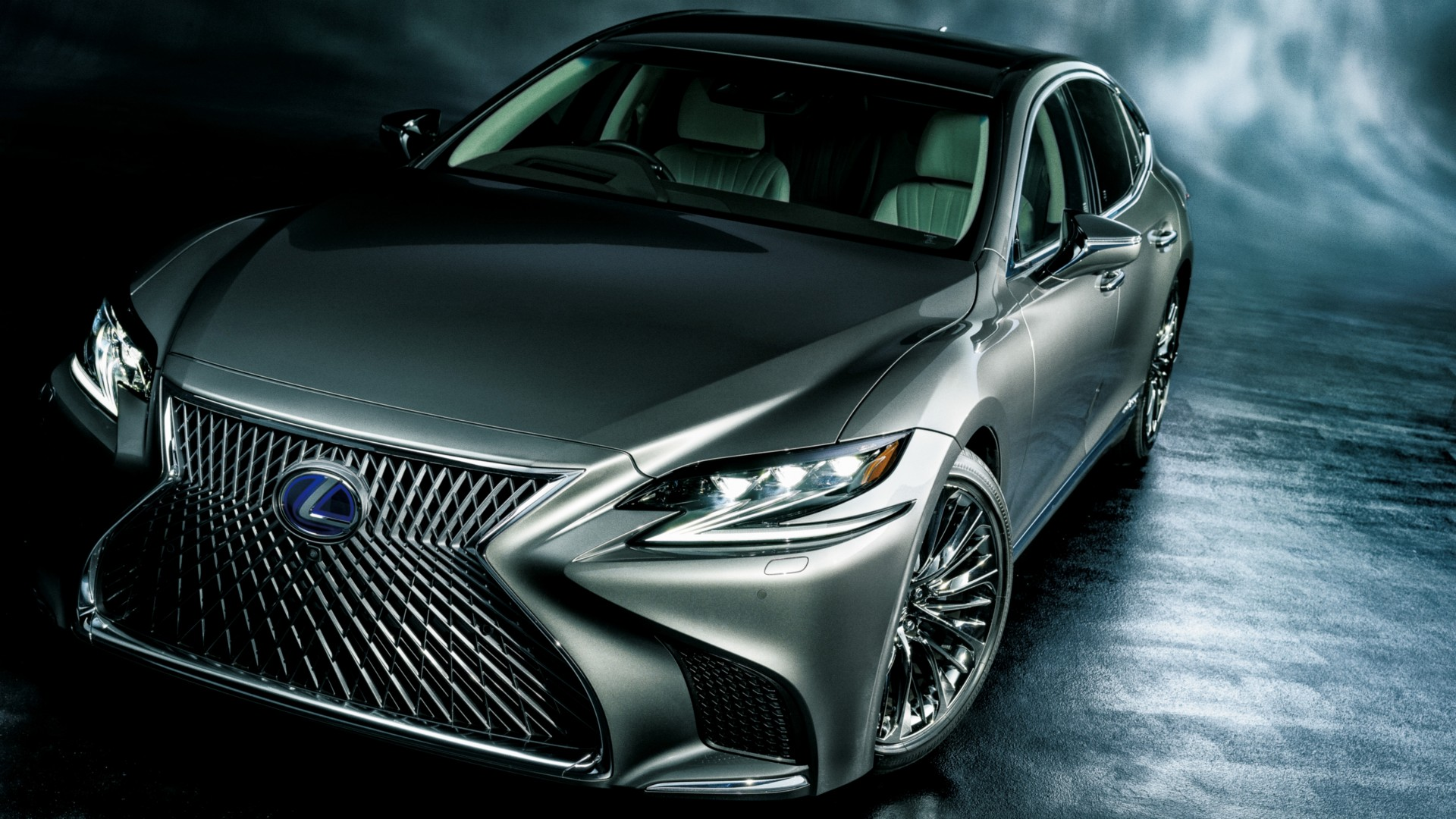 Lexus Is 350 >> Lexus LS 500h 2018 4K 3 Wallpaper | HD Car Wallpapers | ID #8886