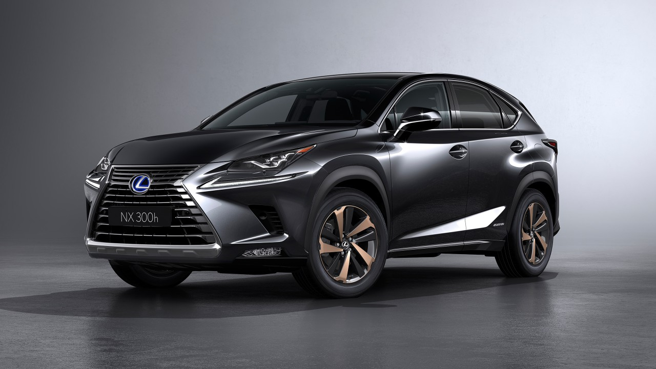 lexus nx luxury crossover 2017 wallpaper
