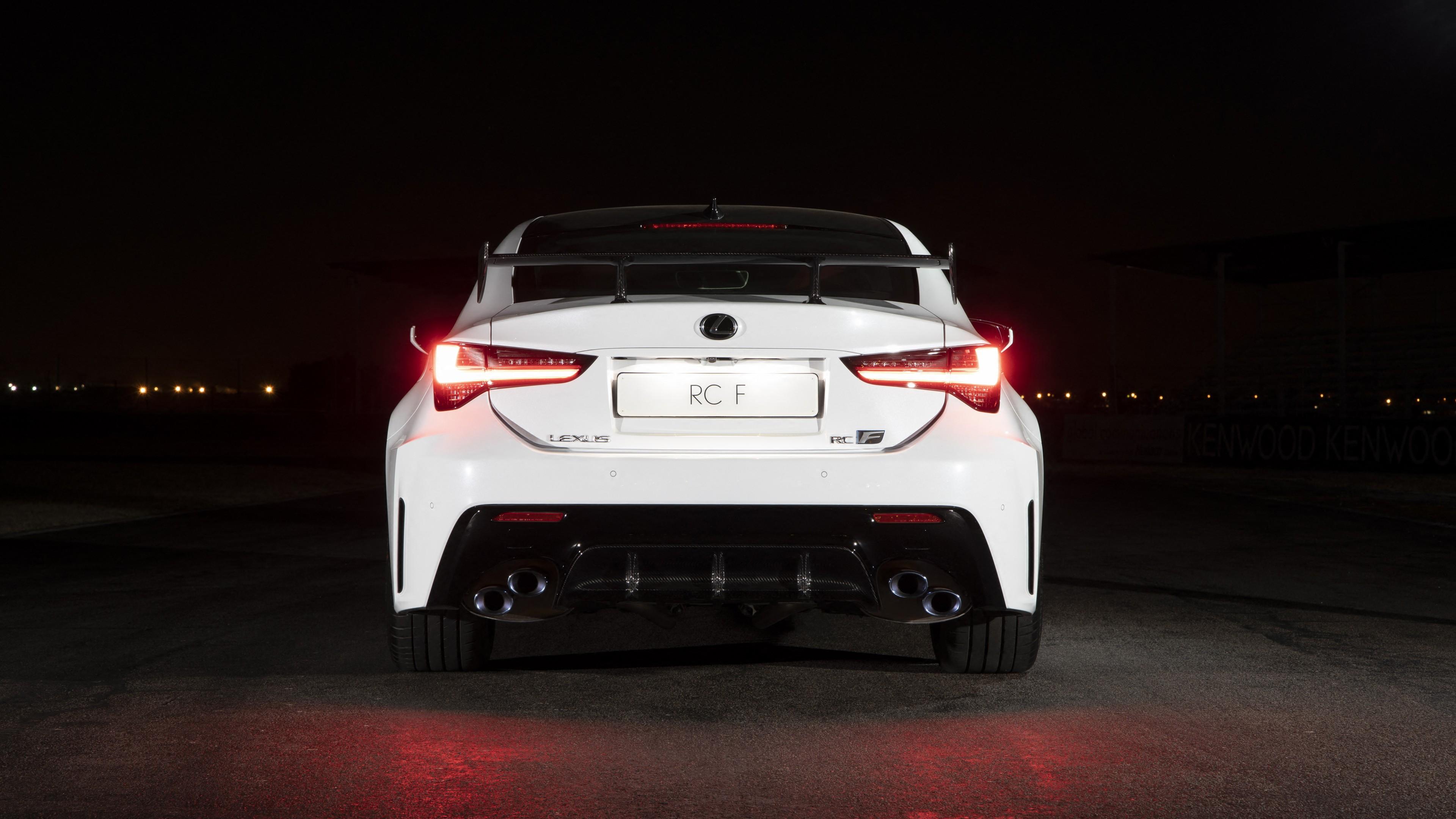 Lexus RC F Track Edi