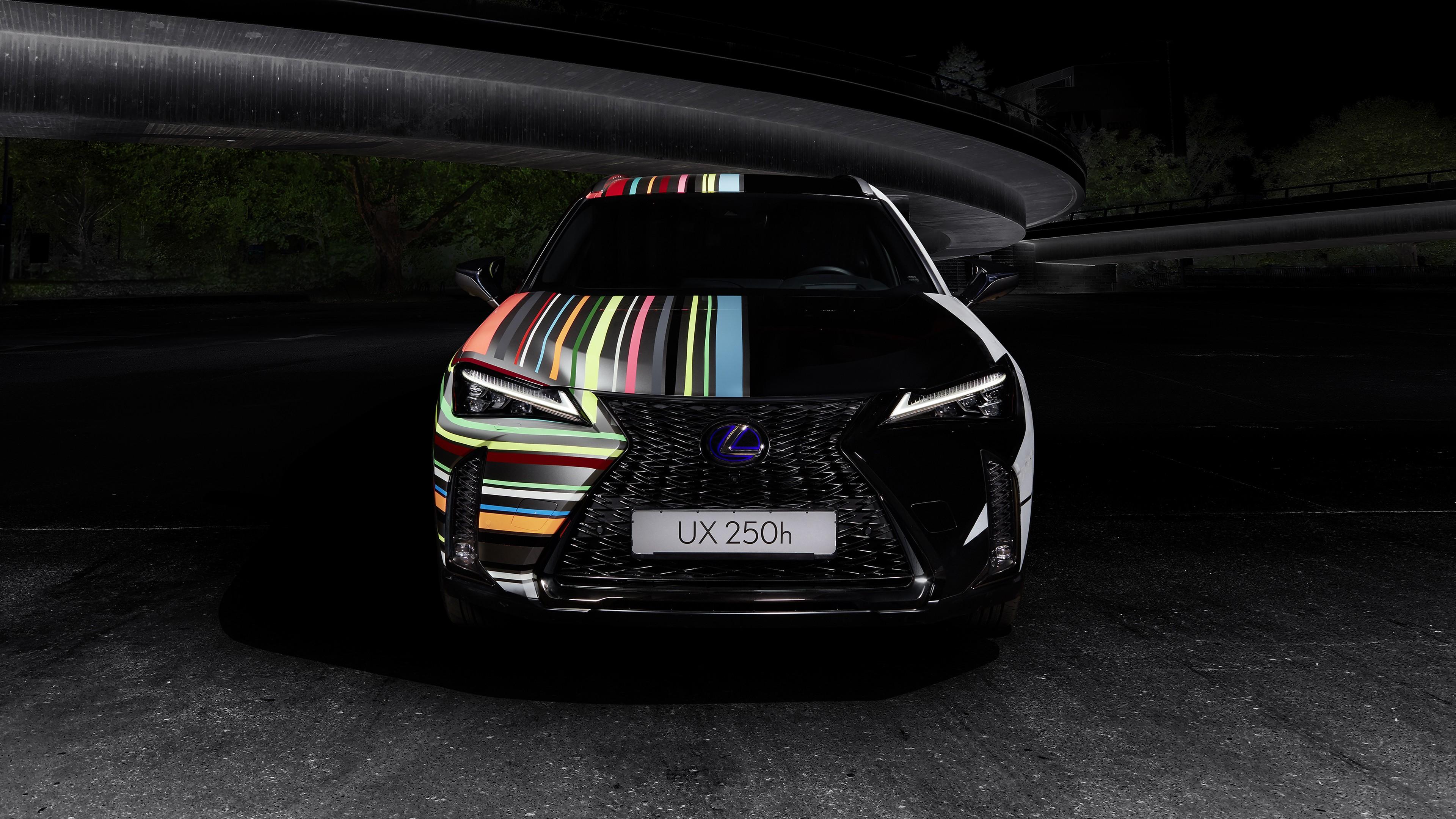 Lexus Ux 250h F Sport By Rene Turrek 2019 4k Wallpaper Hd Car Wallpapers Id 12654