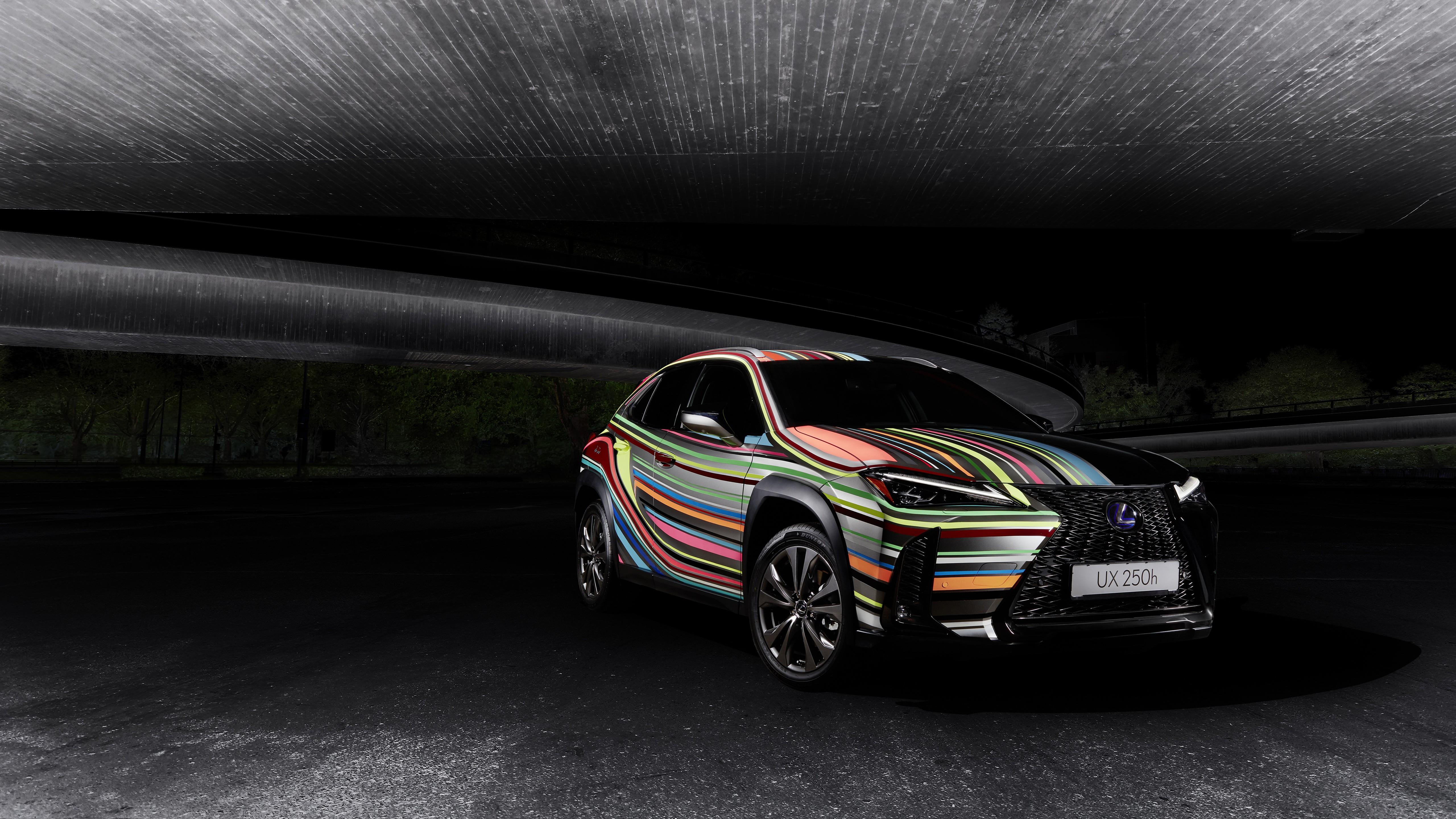 Lexus Ux 250h F Sport By Rene Turrek 2019 5k Wallpaper Hd Car Wallpapers Id 12650