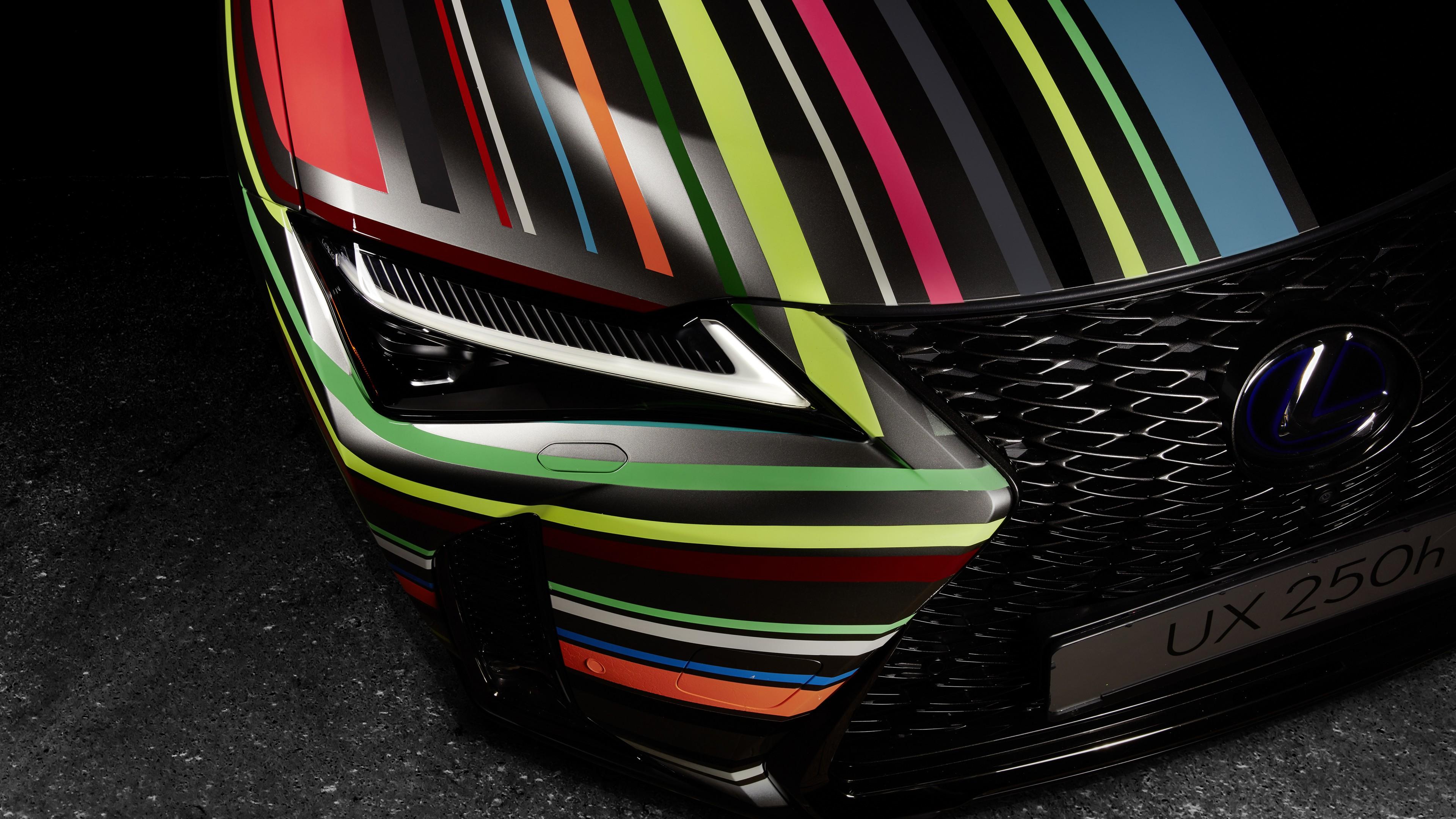 Lexus Ux 250h F Sport By Rene Turrek 2019 5k 2 Wallpaper Hd Car Wallpapers Id 12653