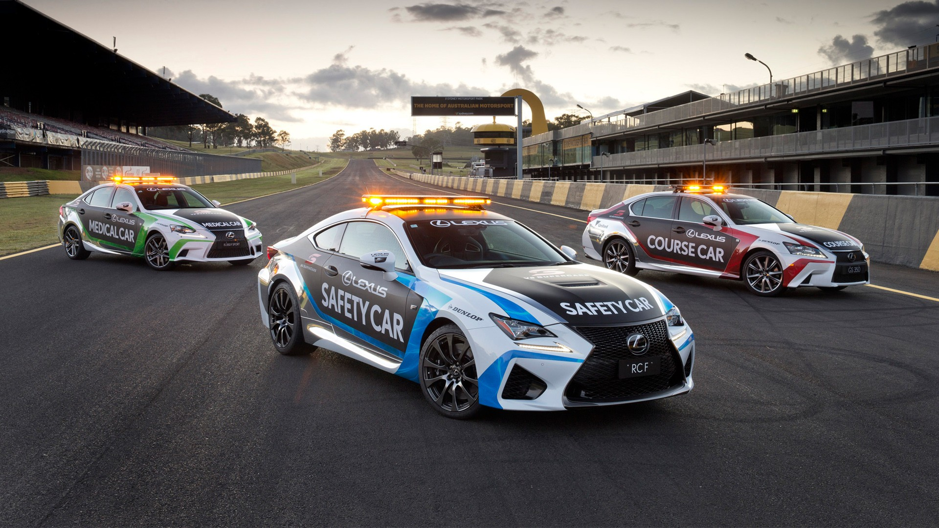 Lexus V8 Supercars 2015 Wallpaper | HD Car Wallpapers