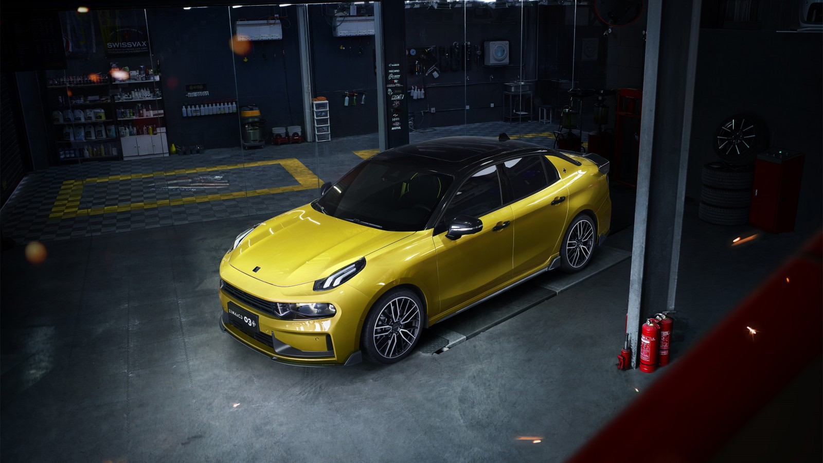 Lynk & Co 03+ 2019 Wallpaper