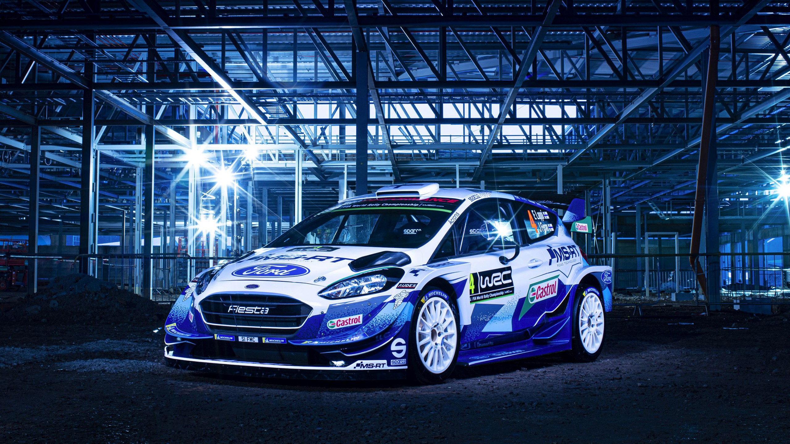M Sport Ford Fiesta Wrc 2020 Wallpaper Hd Car Wallpapers