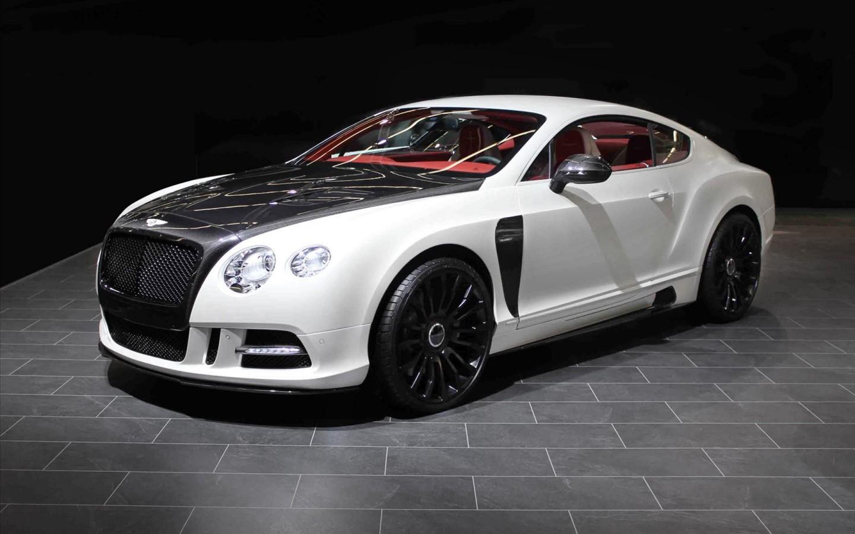 MANSORY Bentley Continental GT Wallpaper | HD Car ...