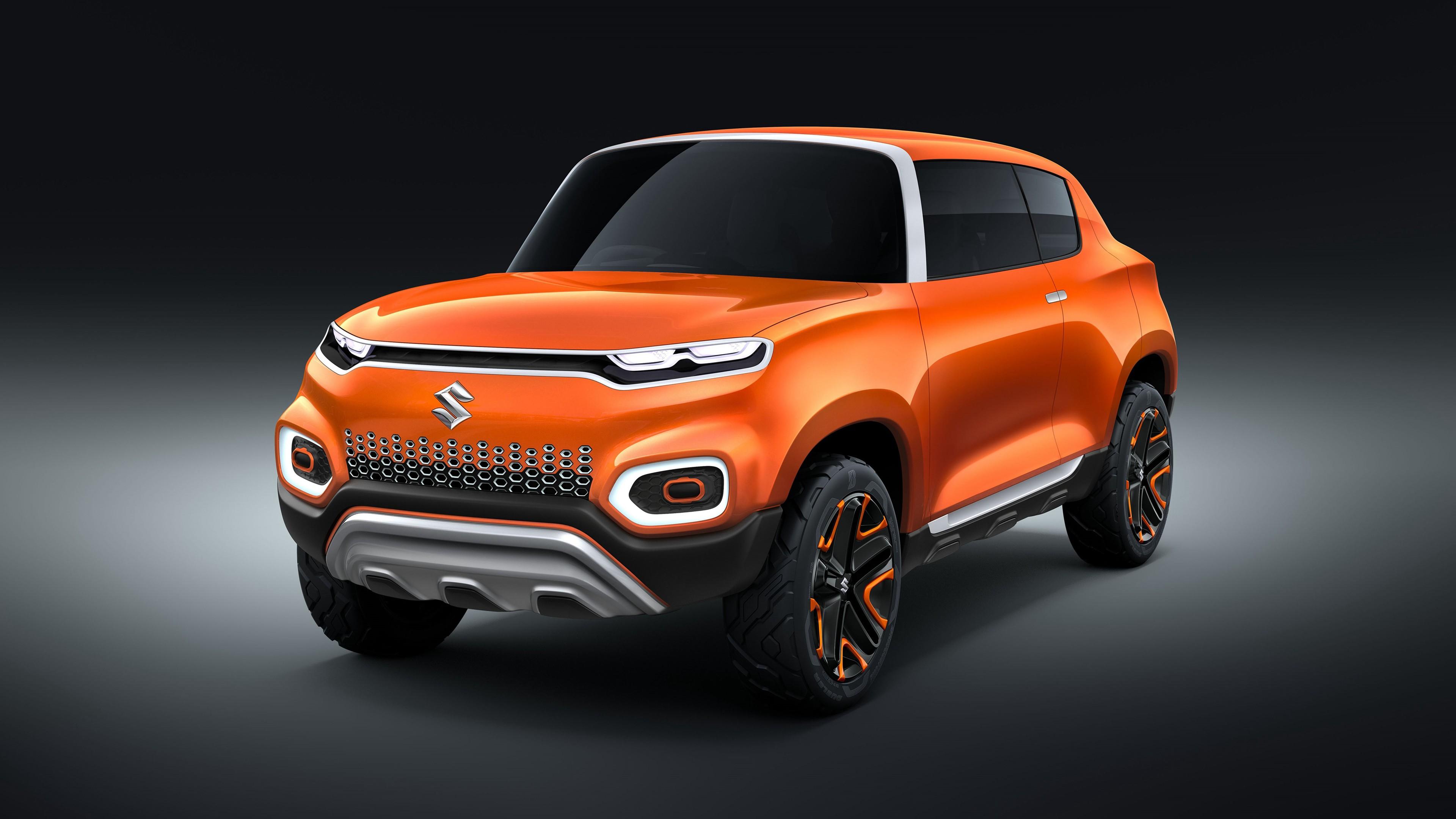 Maruti Suzuki Concept Future S 4K Auto Expo 2018 Wallpaper ...