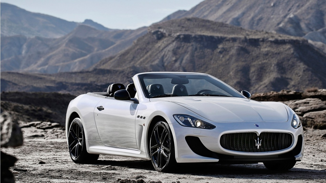 maserati grancabrio mc 2014 wallpaper hd car wallpapers id 4194. Black Bedroom Furniture Sets. Home Design Ideas