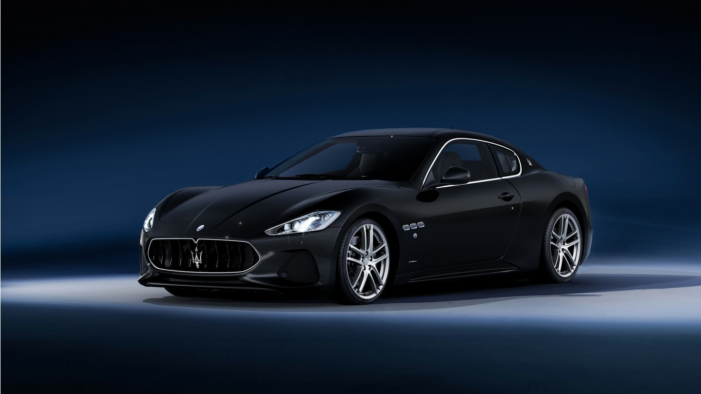 Maserati GranTurismo 2018 Wallpaper | HD Car Wallpapers ...
