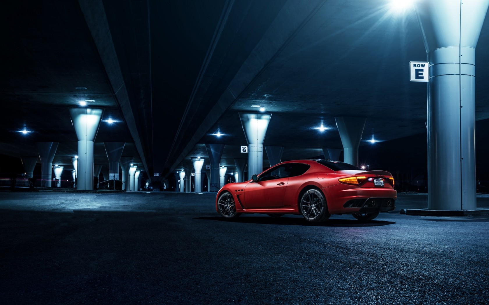 Maserati GranTurismo MC Sportline Wallpaper | HD Car ...