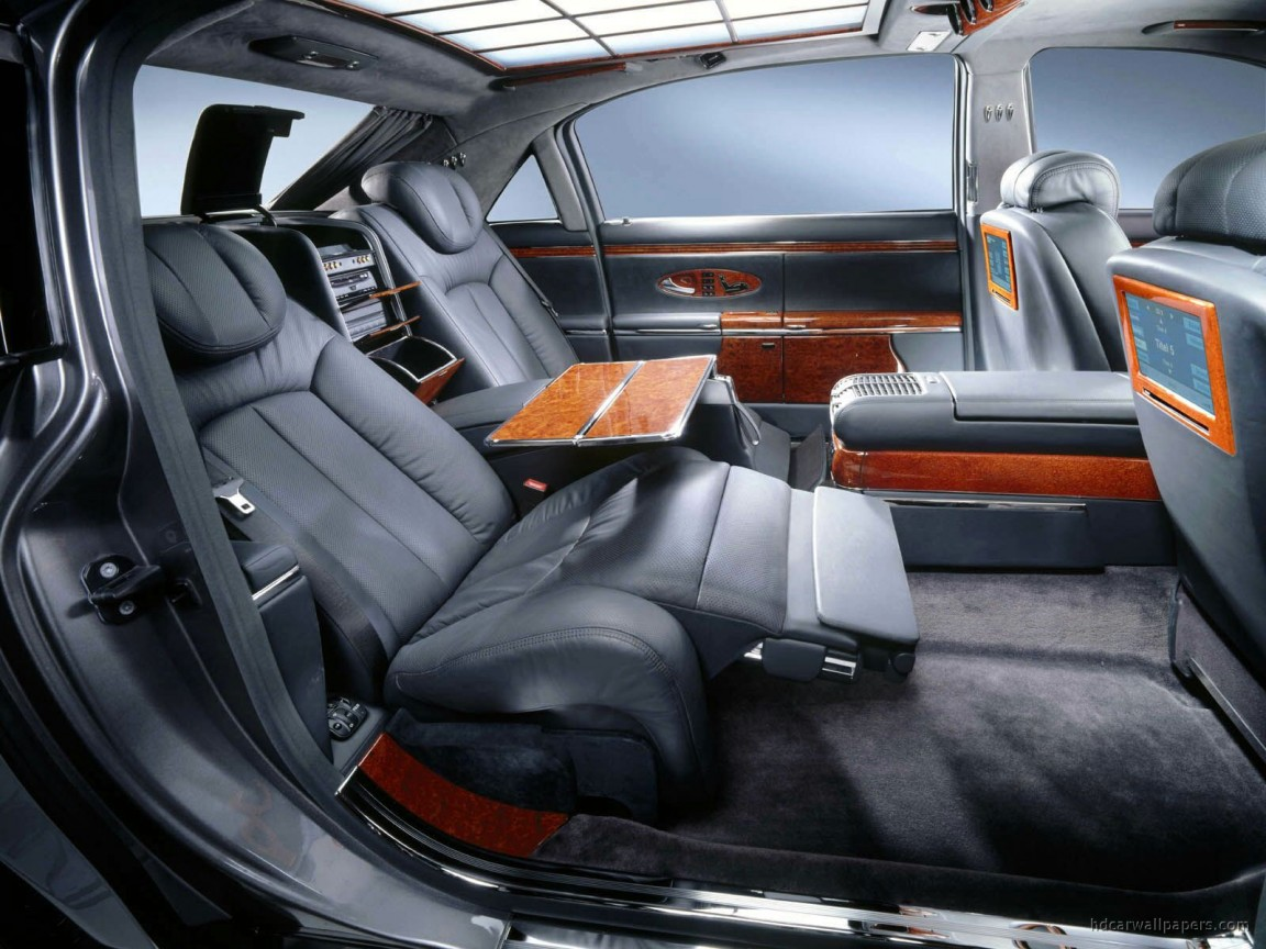 The Most Expensive Car In The World >> Maybach Interior 3 Wallpaper | HD Car Wallpapers | ID #1100