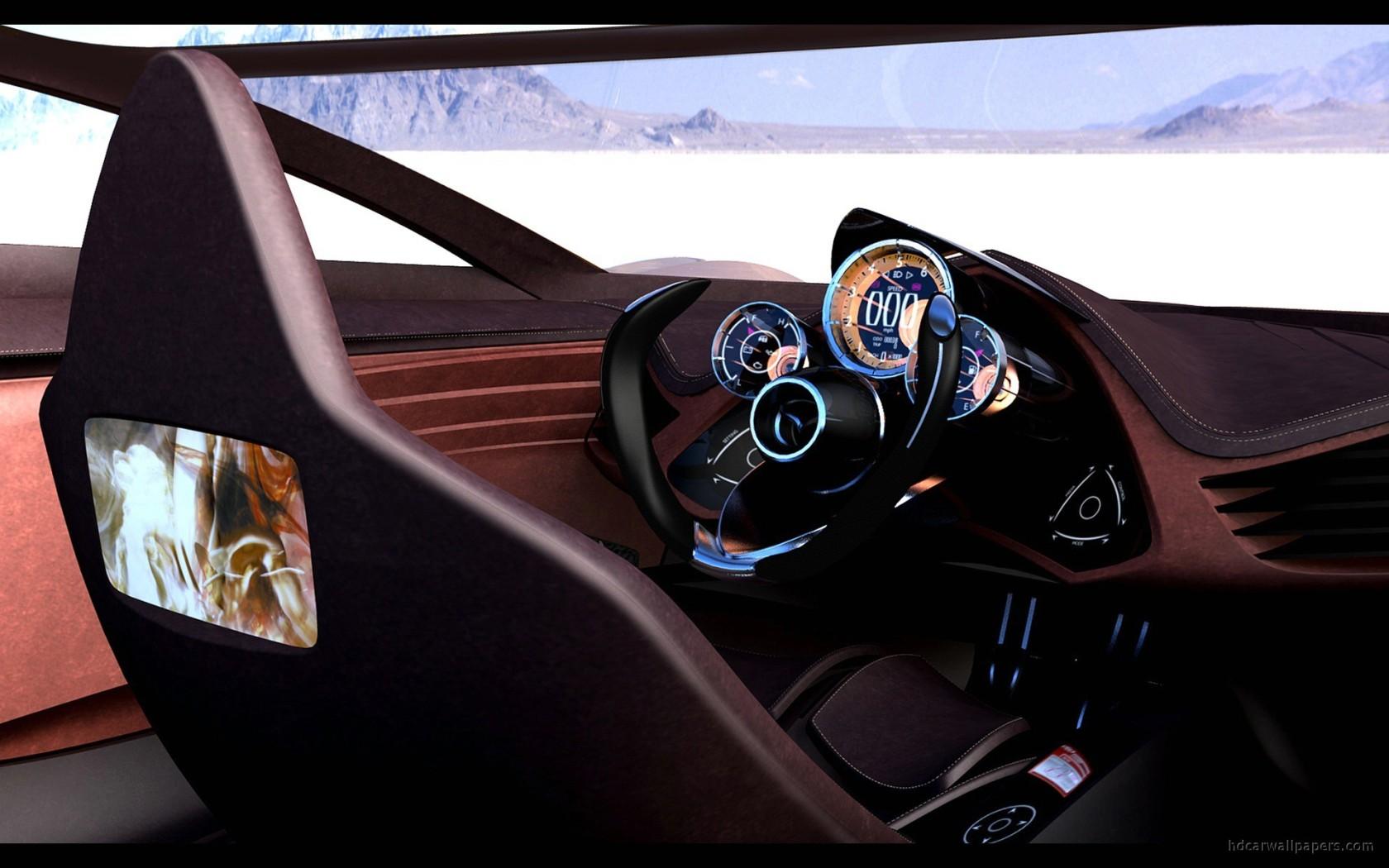 Mazda Nagara Concept Interior Wallpaper   HD Car ...