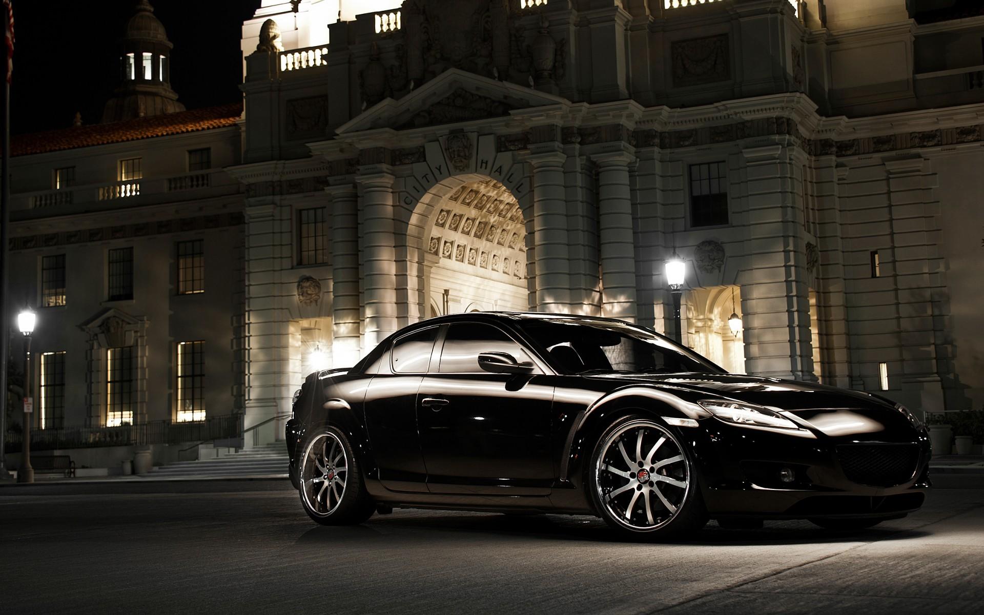 Mazda RX 8 Black Samurai Wallpaper   HD Car Wallpapers ...