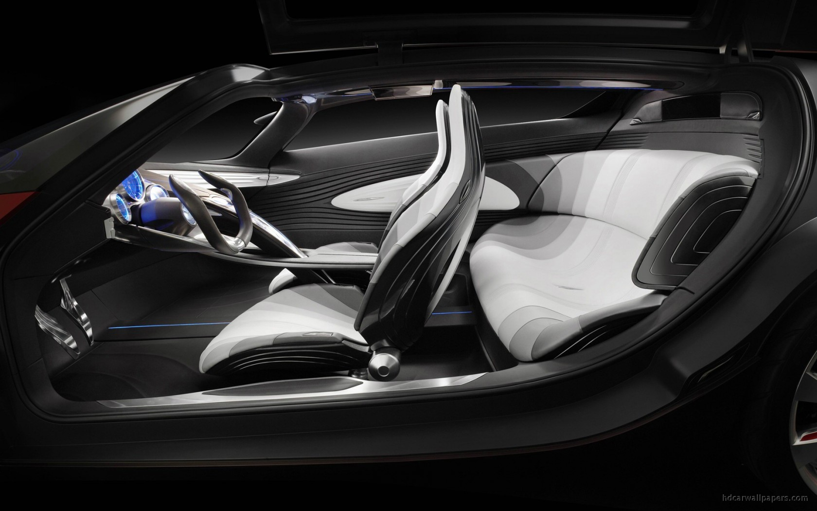 Mazda Ryuga Concept Interior Wallpaper | HD Car Wallpapers ...