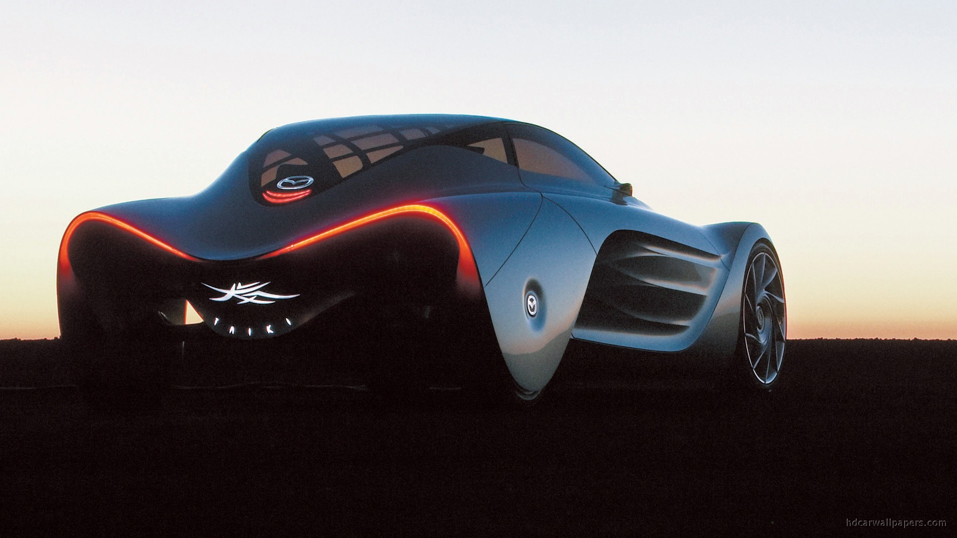 Mazda Taiki Concept HD 1080p Wallpaper