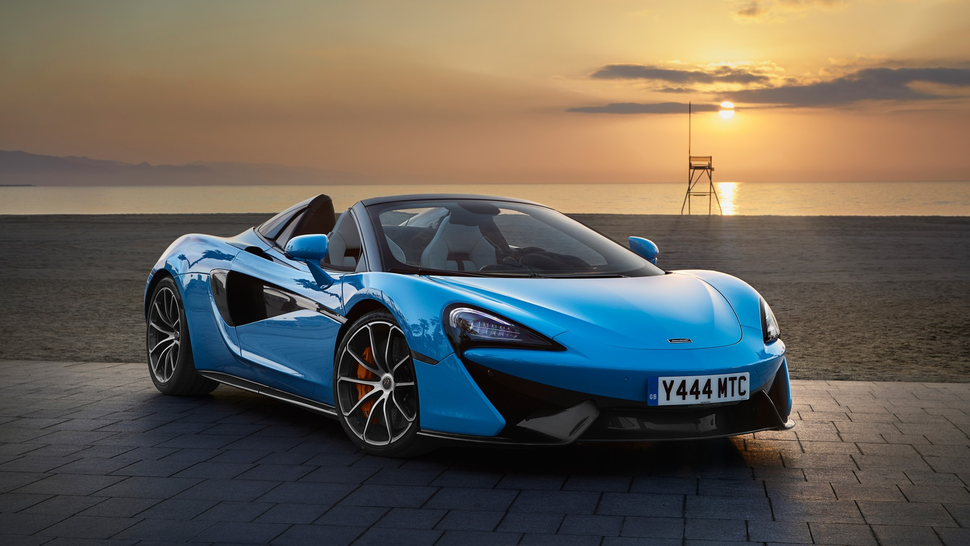 McLaren 570S Spider 2018 5K Wallpaper | HD Car Wallpapers ...