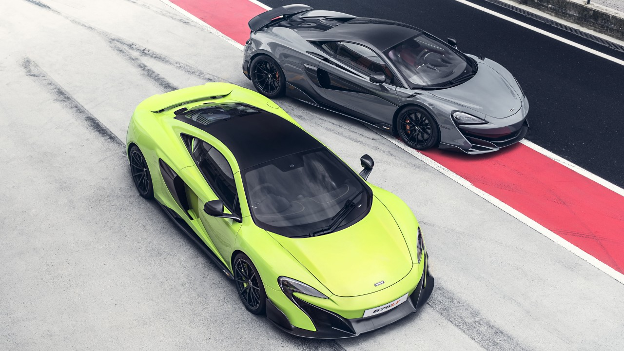 McLaren 600LT 4K 5K 2019 8 Wallpaper HD Car Wallpapers