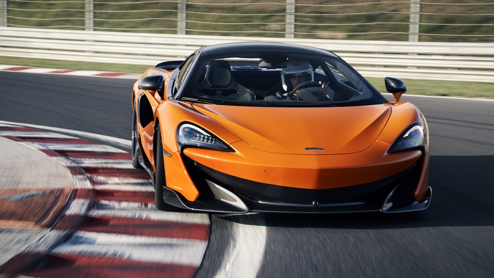 BMW Race Car >> McLaren 600LT on Race track 5K Wallpaper | HD Car ...