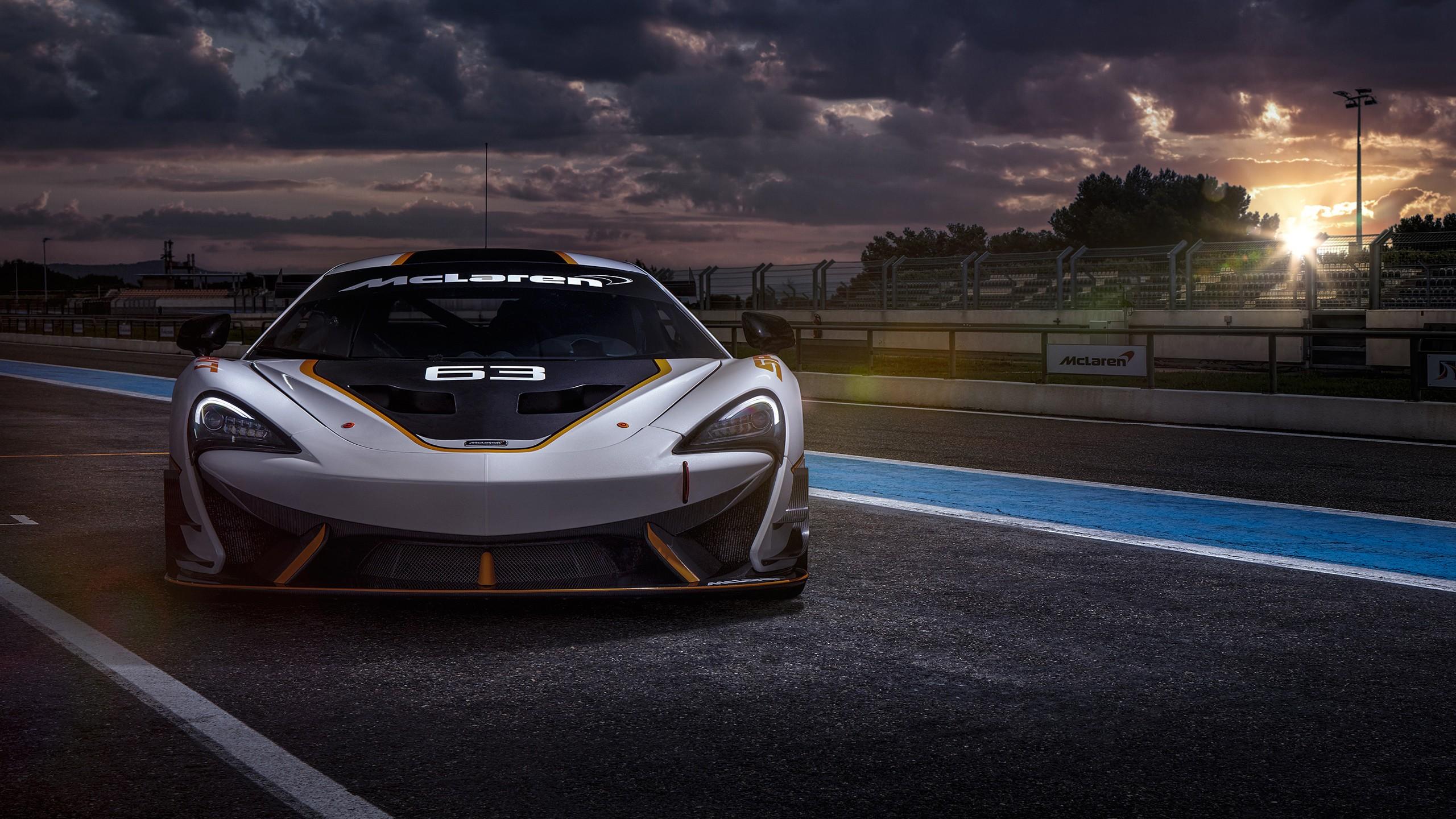 McLaren 650S GT3 racer Wallpaper | HD Car Wallpapers | ID ...