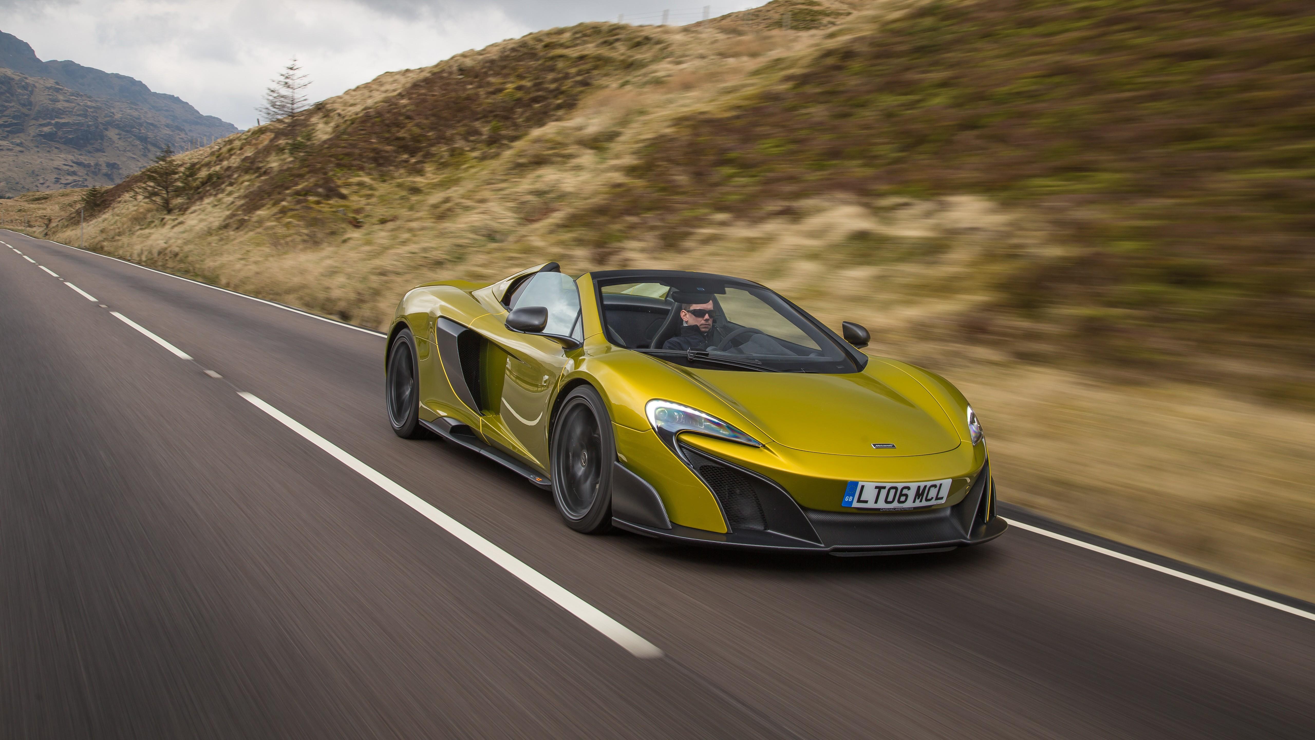 2017 McLaren 720S 5K Wallpapers | HD Wallpapers