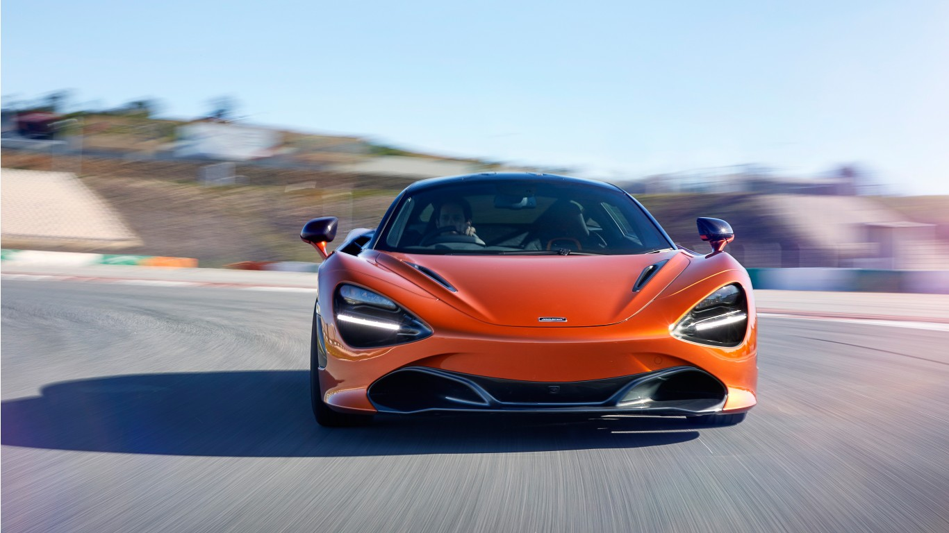 Mclaren Cars Wallpaper Hd: McLaren 720s Coupe 2017 Wallpaper