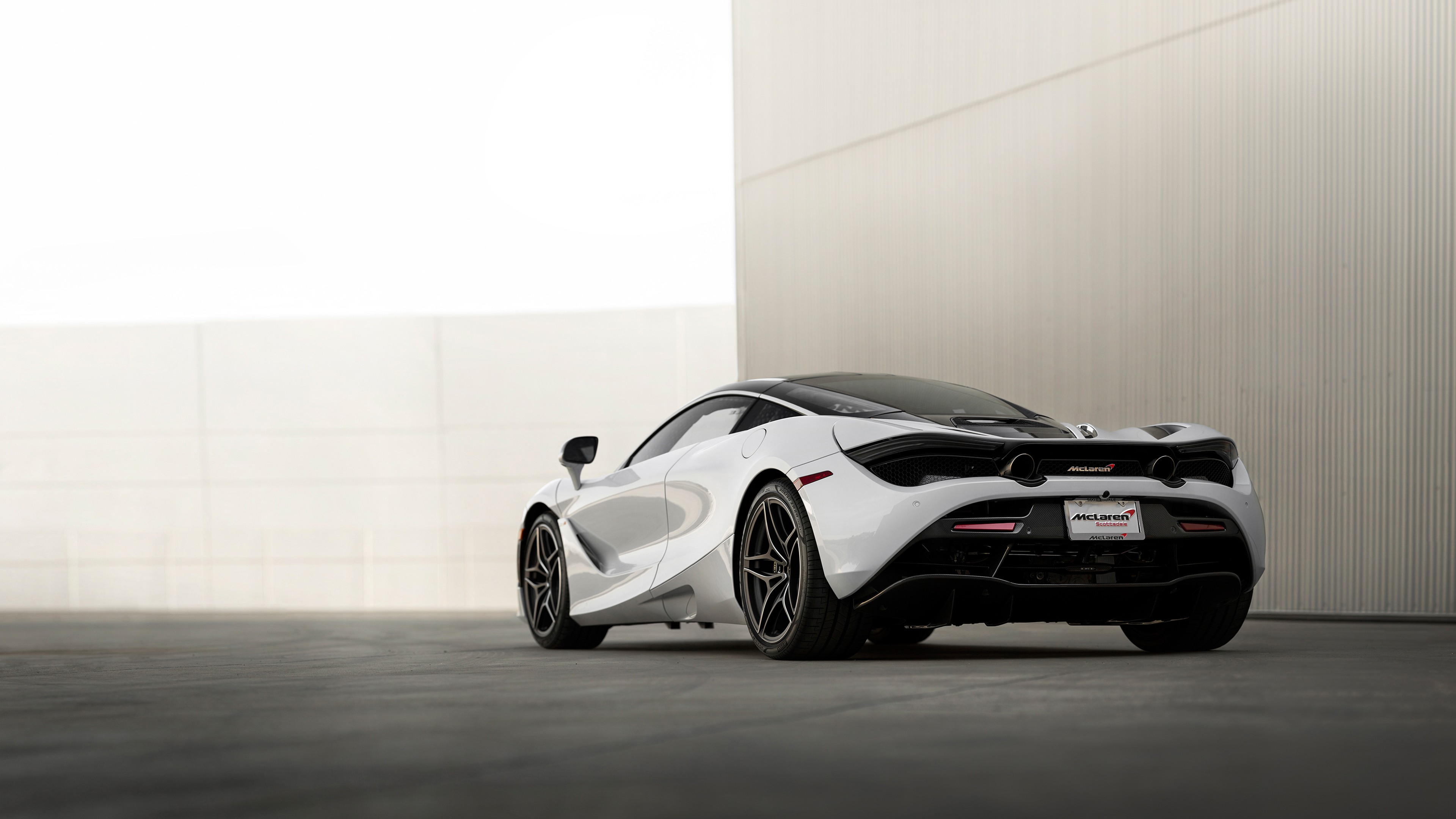 McLaren 720s Coupe 4K Wallpaper | HD Car Wallpapers | ID #8811