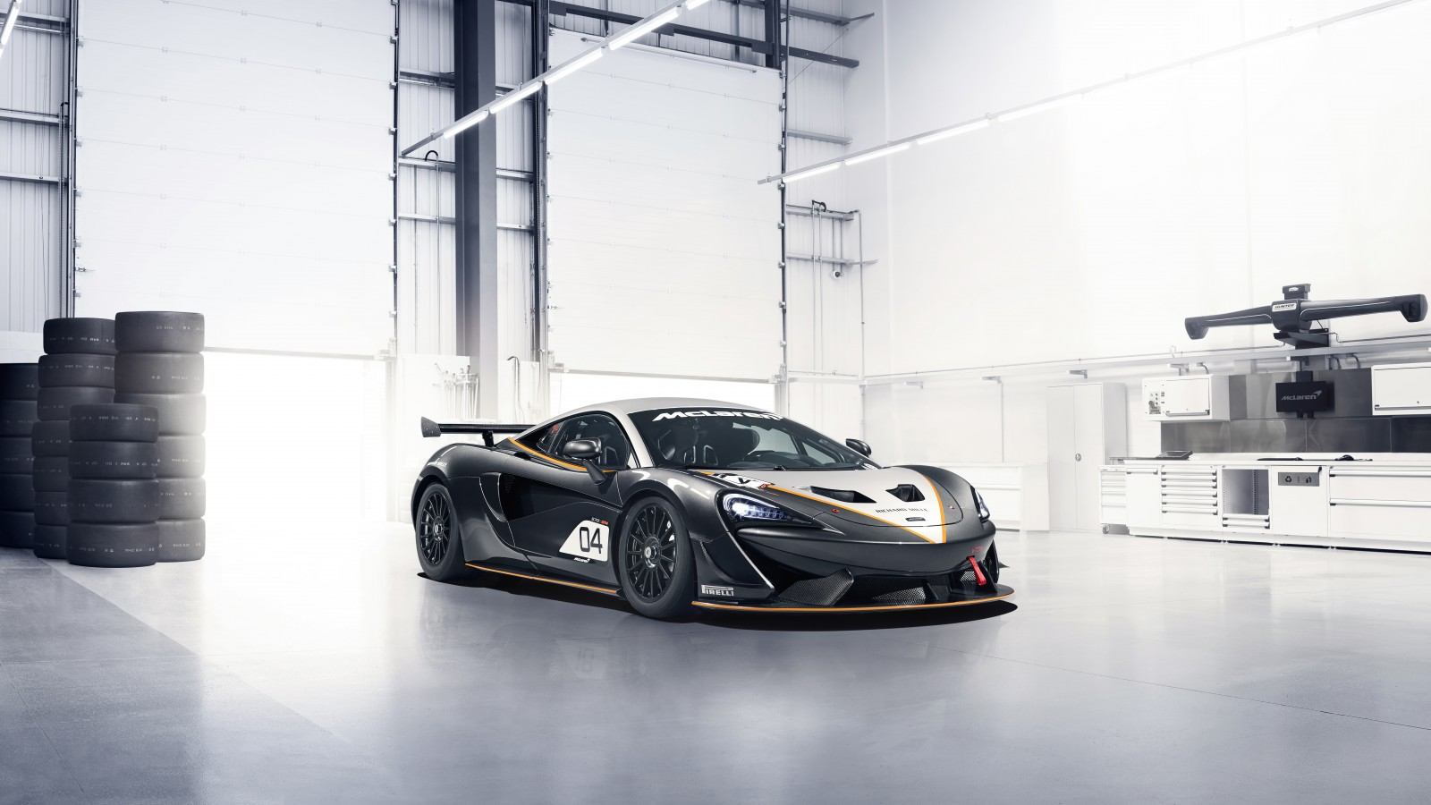 Mclaren 720s Gt3 4k 8k Wallpaper Hd Car Wallpapers Id