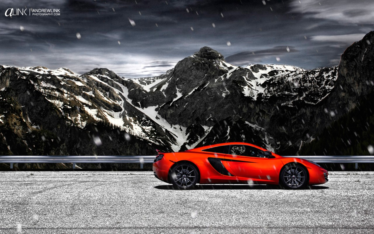 McLaren MP4 12C Wallpaper | HD Car Wallpapers | ID #2931
