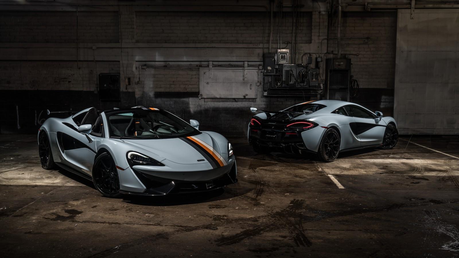 House Hd Wallpaper Car Backgrounds: McLaren MSO 570S Spider Muriwai 2019 4K 8K Wallpaper