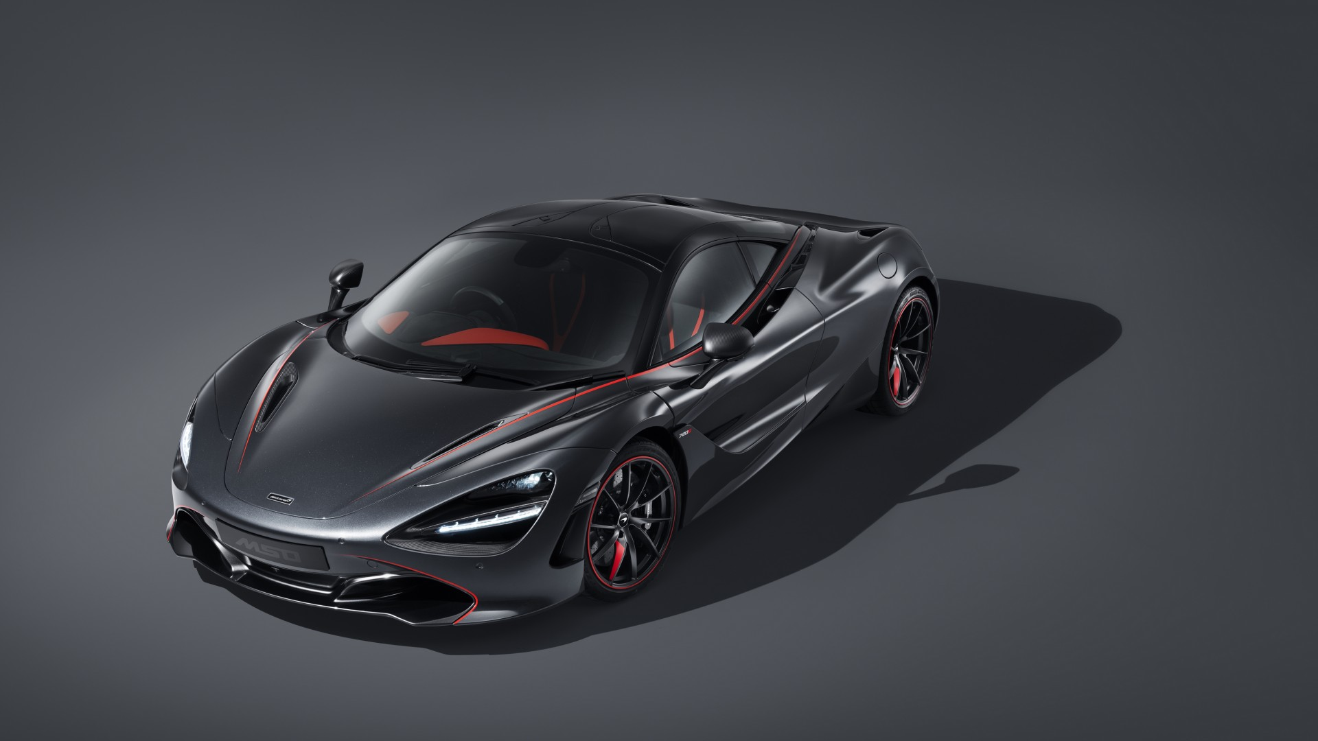 McLaren MSO 720S Stealth Theme 2018 4K Wallpaper | HD Car ...