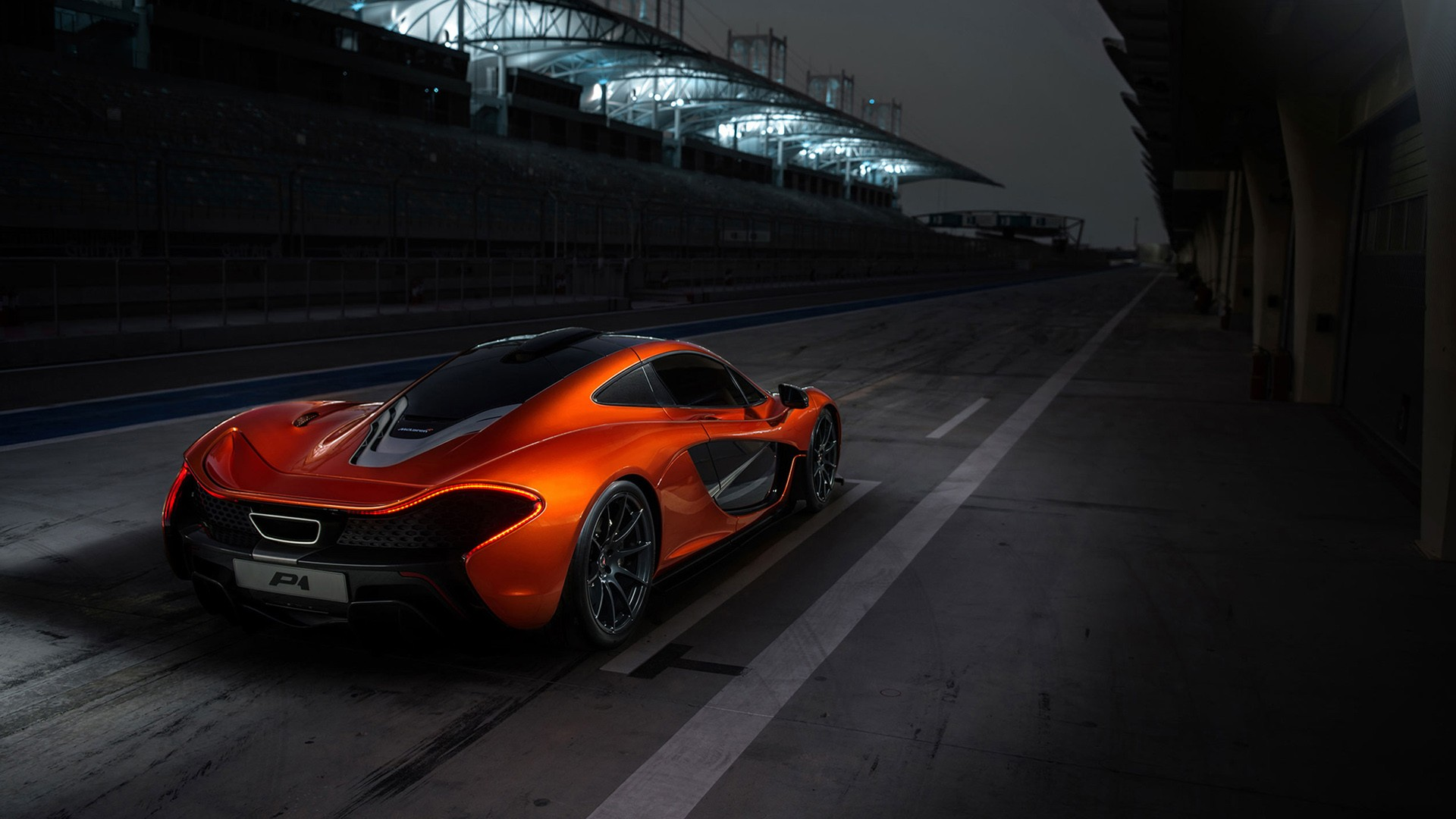Mclaren P1 2013 2 Wallpaper Hd Car Wallpapers Id 3303