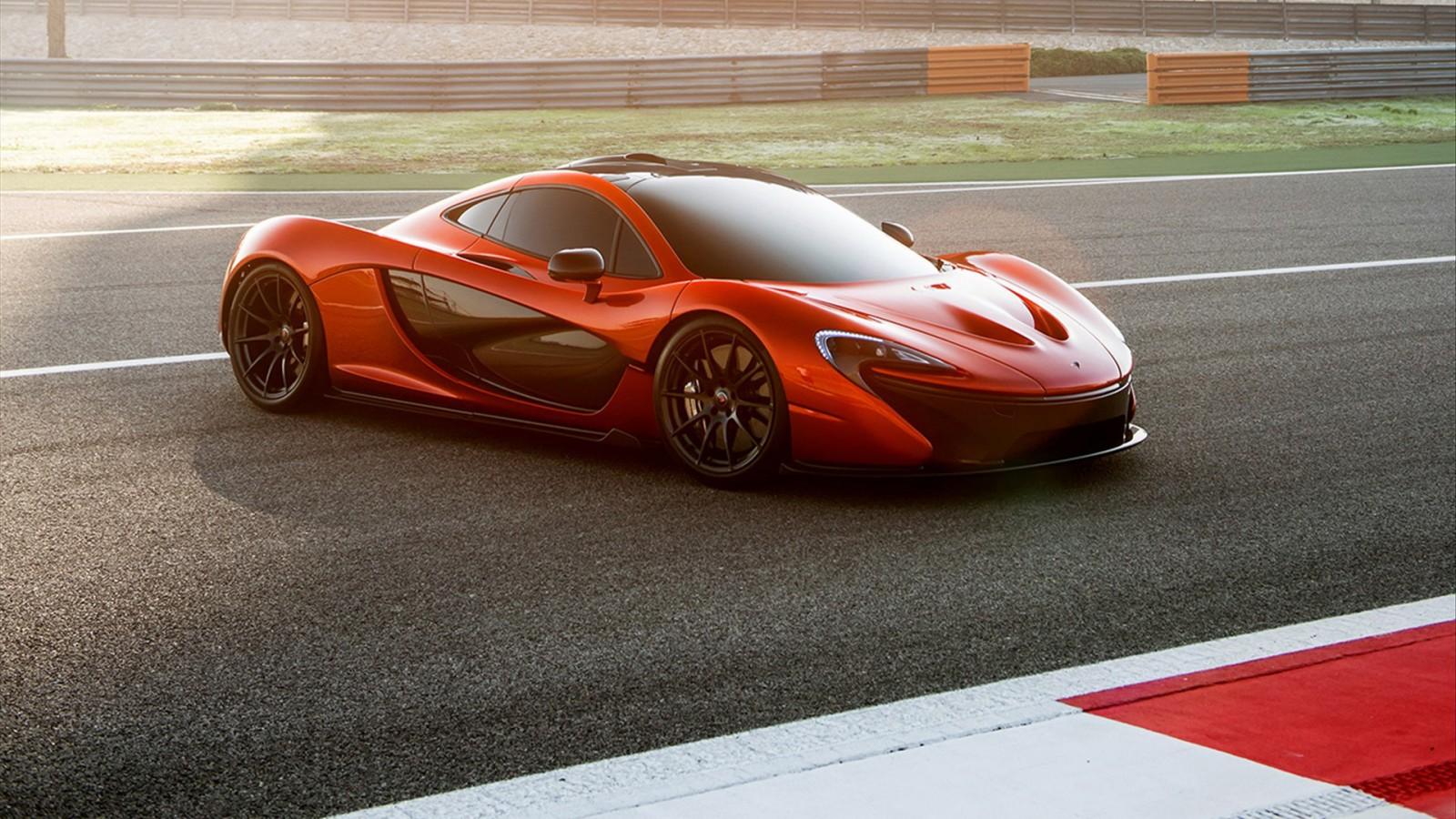 McLaren P1 2014 Wallpaper