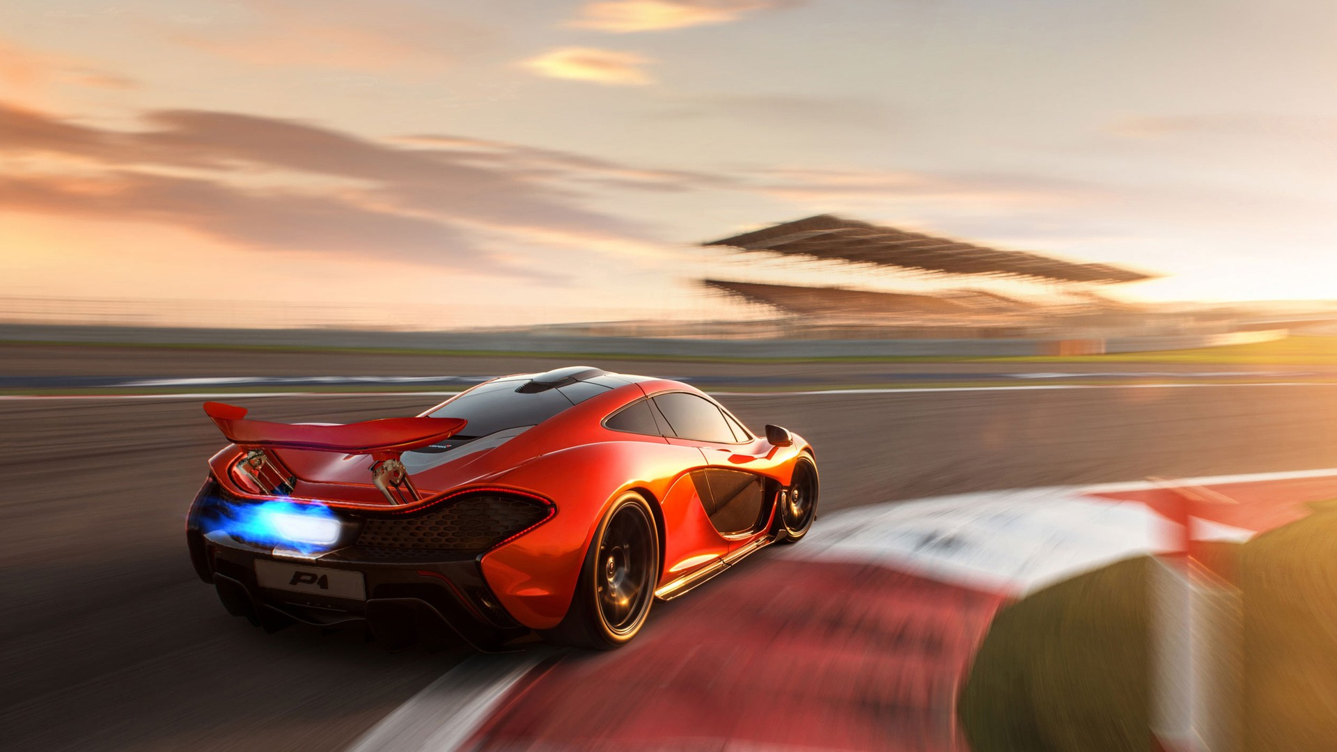 McLaren P1 Concept Wallpaper | HD Car Wallpapers | ID #3388