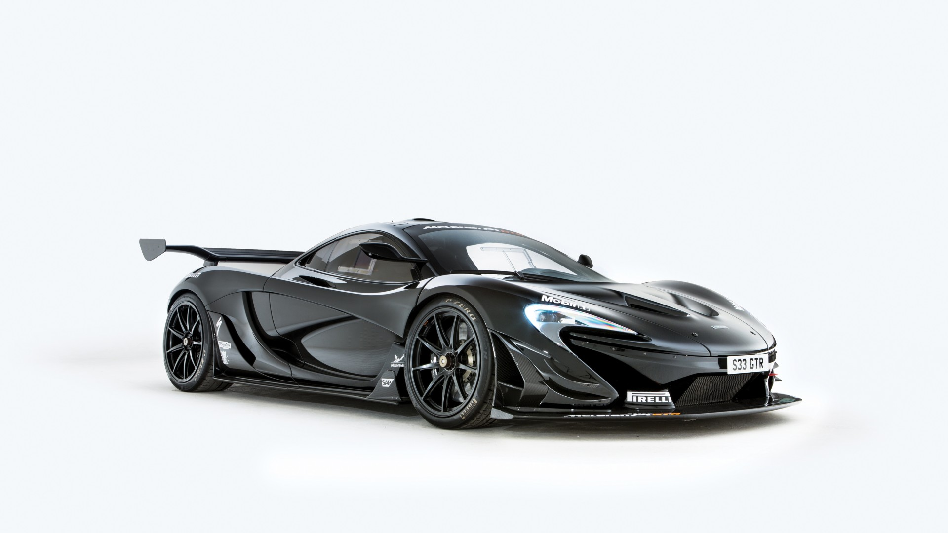 Mclaren p1 gtr hd wallpapers 7