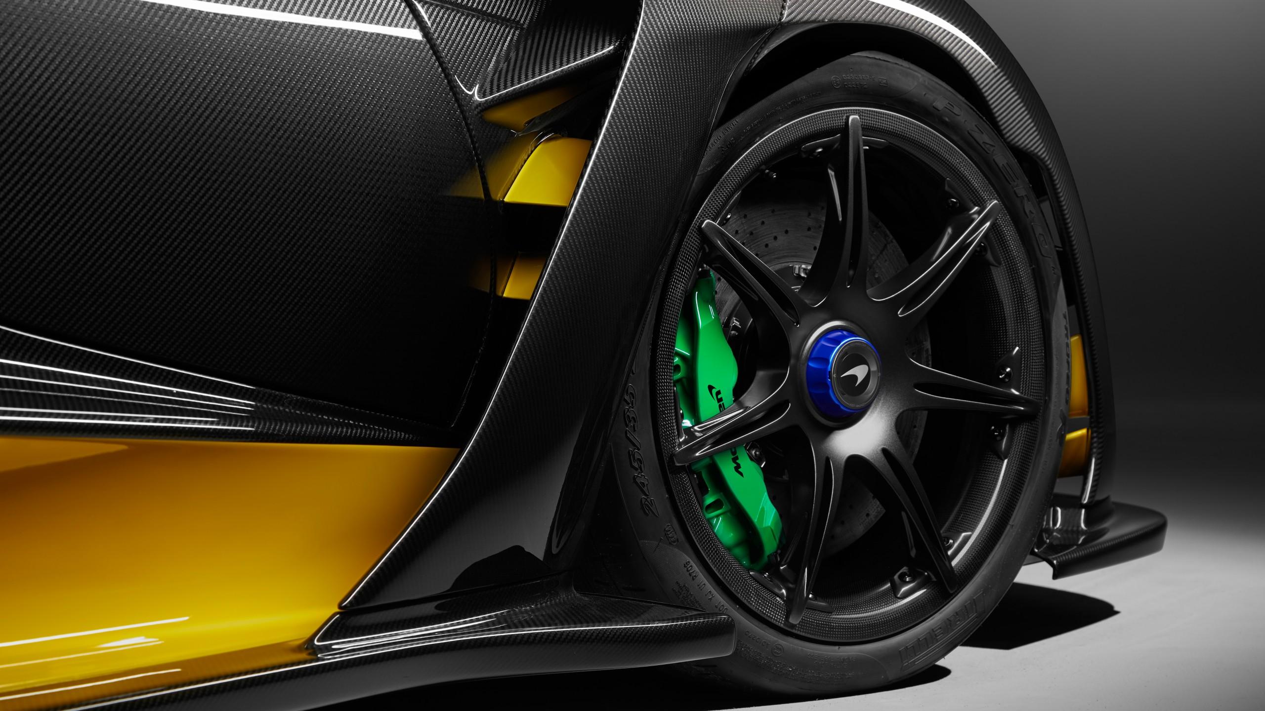 Mclaren Senna Carbon Theme By Mso 5k Wallpaper Hd Car