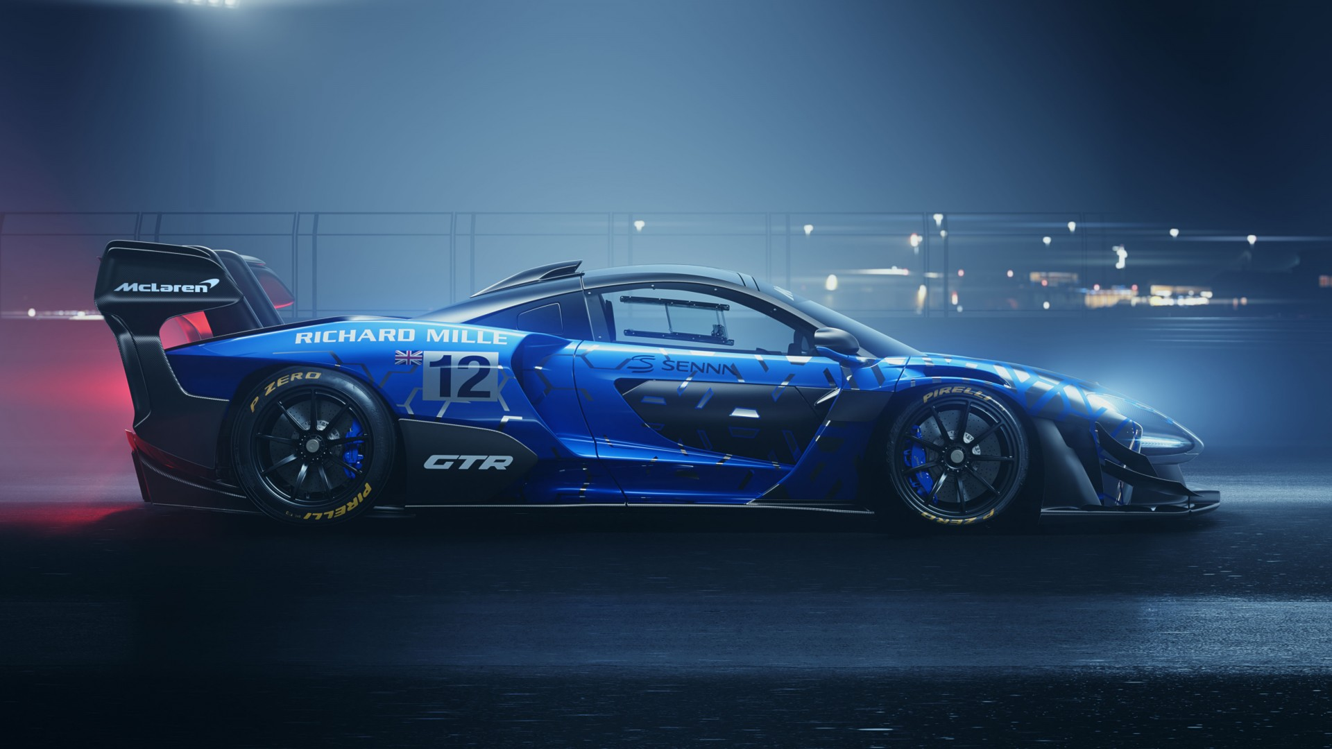 McLaren Senna GTR 2019 5K 4 Wallpaper | HD Car Wallpapers ...