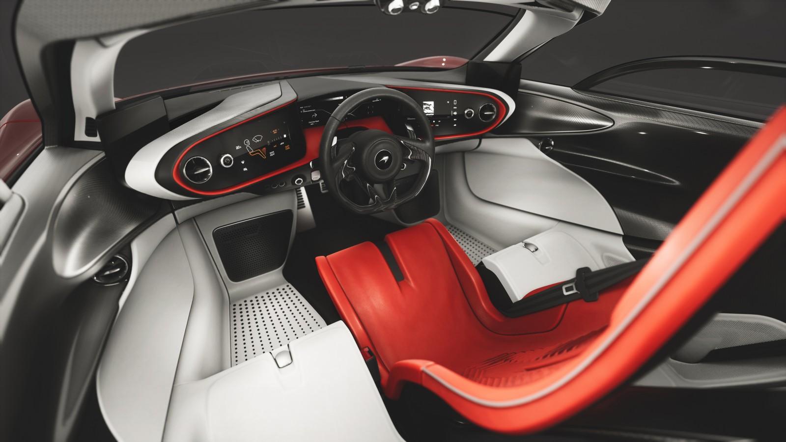 Mclaren Speedtail Interior 2019 4k 5k Wallpaper Hd Car