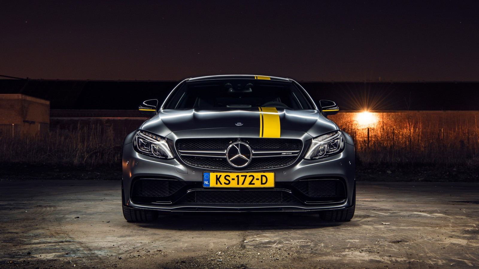 Mercedes AMG C63 S Coupe Edition HD Wallpaper | HD Car ...