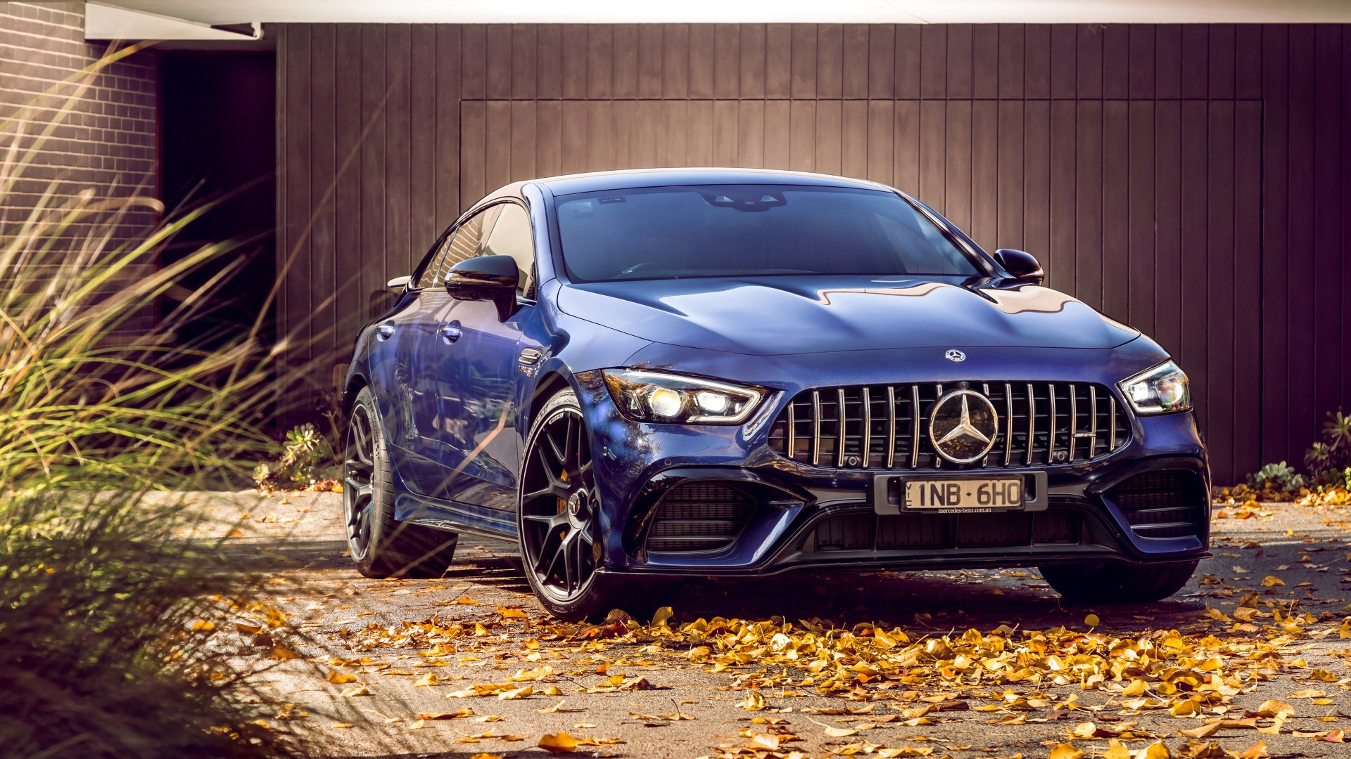 Mercedes Amg Gt 63 S 4matic 4 Door Coupe 2019 4k 2