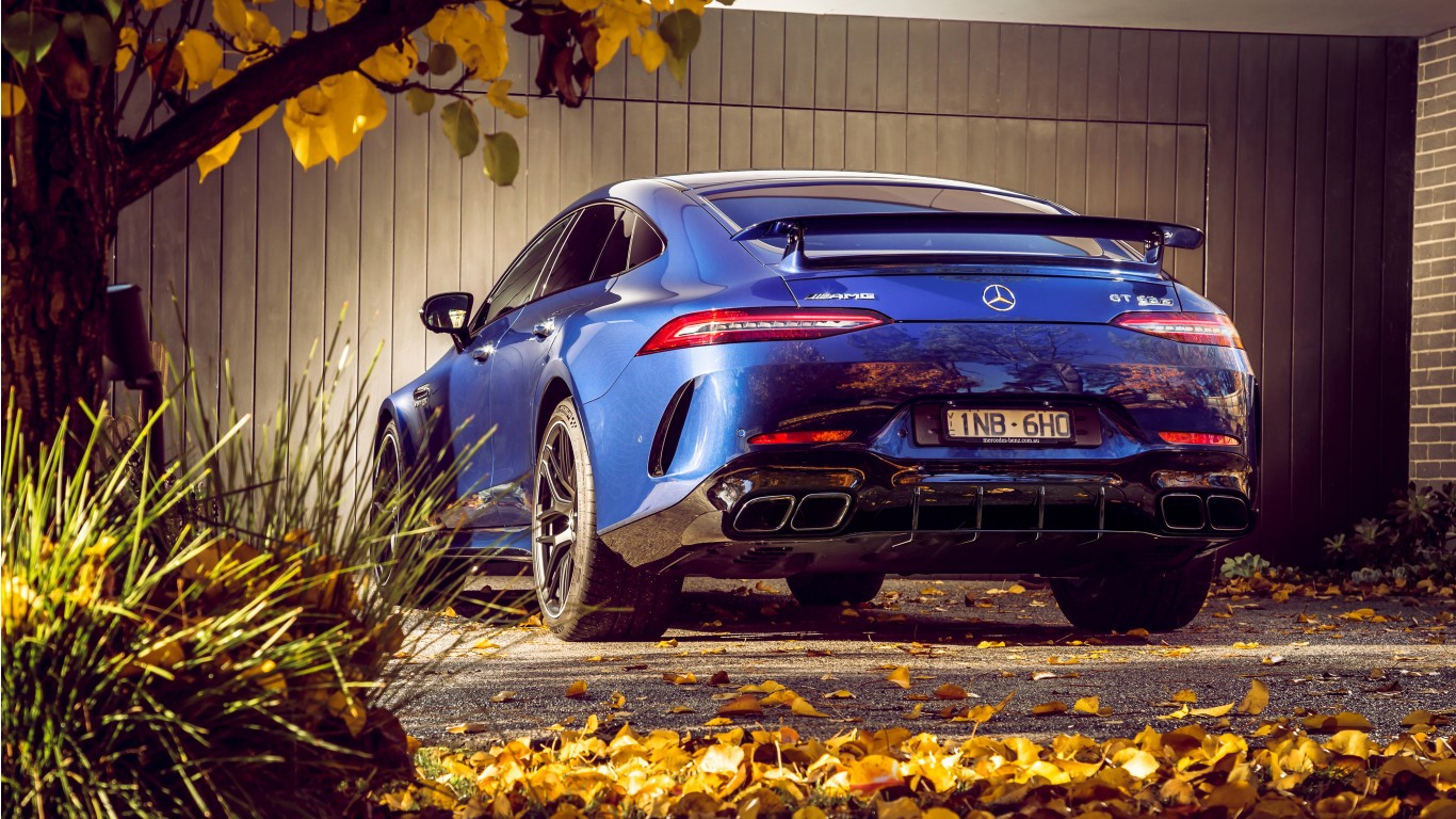 Mercedes Benz Amg Gt >> Mercedes-AMG GT 63 S 4MATIC 4-Door Coupe 2019 4K 5 ...