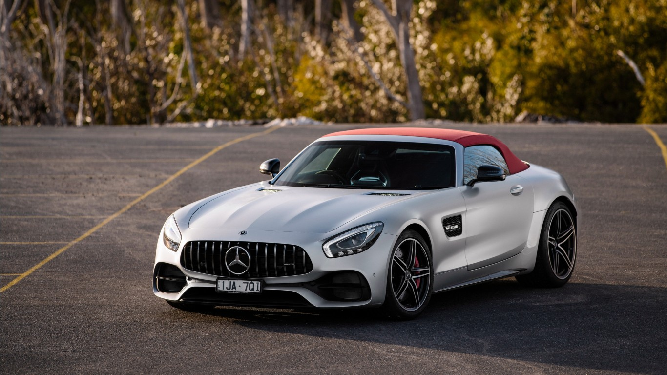 Mercedes AMG GT C Roadster 2018 4K 3 Wallpaper | HD Car ...