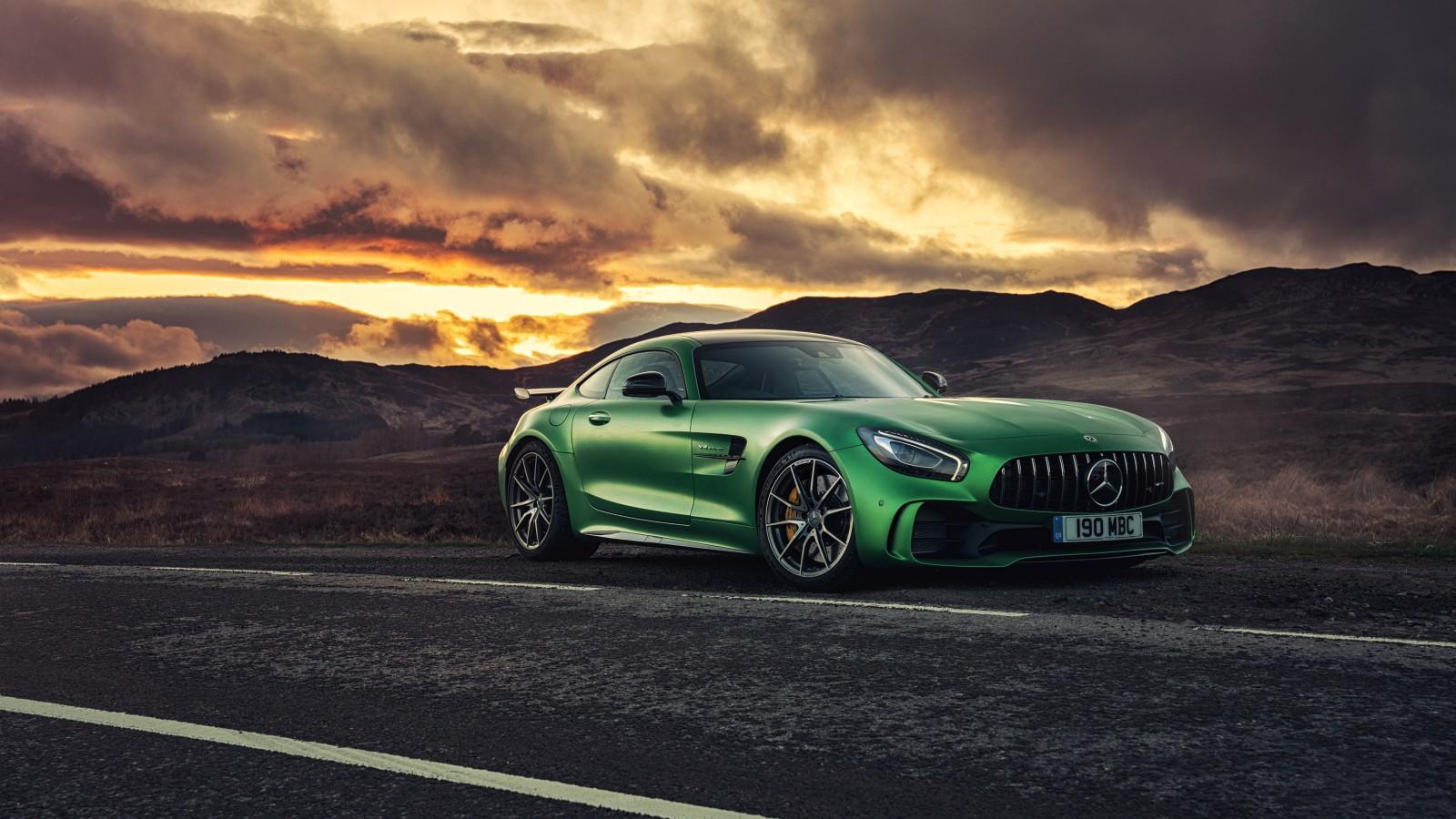 Mercedes Amg Gt R 2017 4k Wallpaper Hd Car Wallpapers